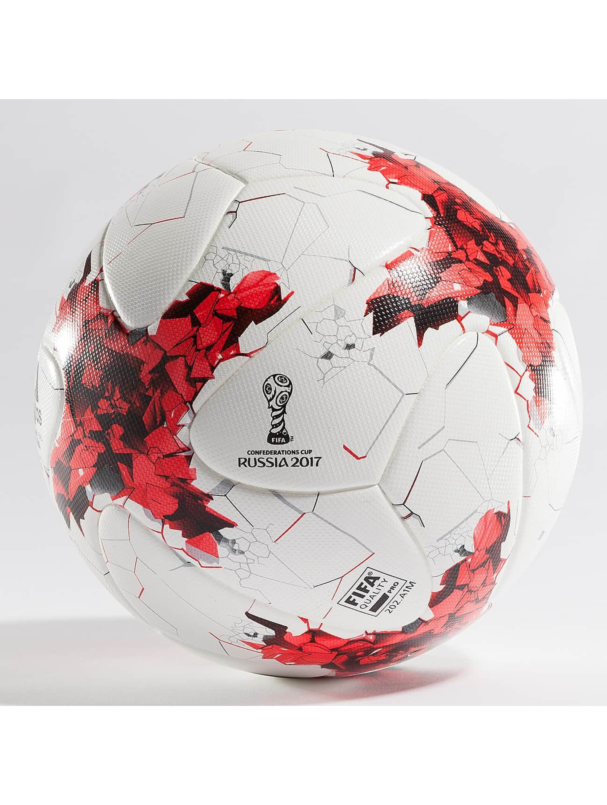 adidas Performance Bold Confederations Cup Offical Match Ball hvid
