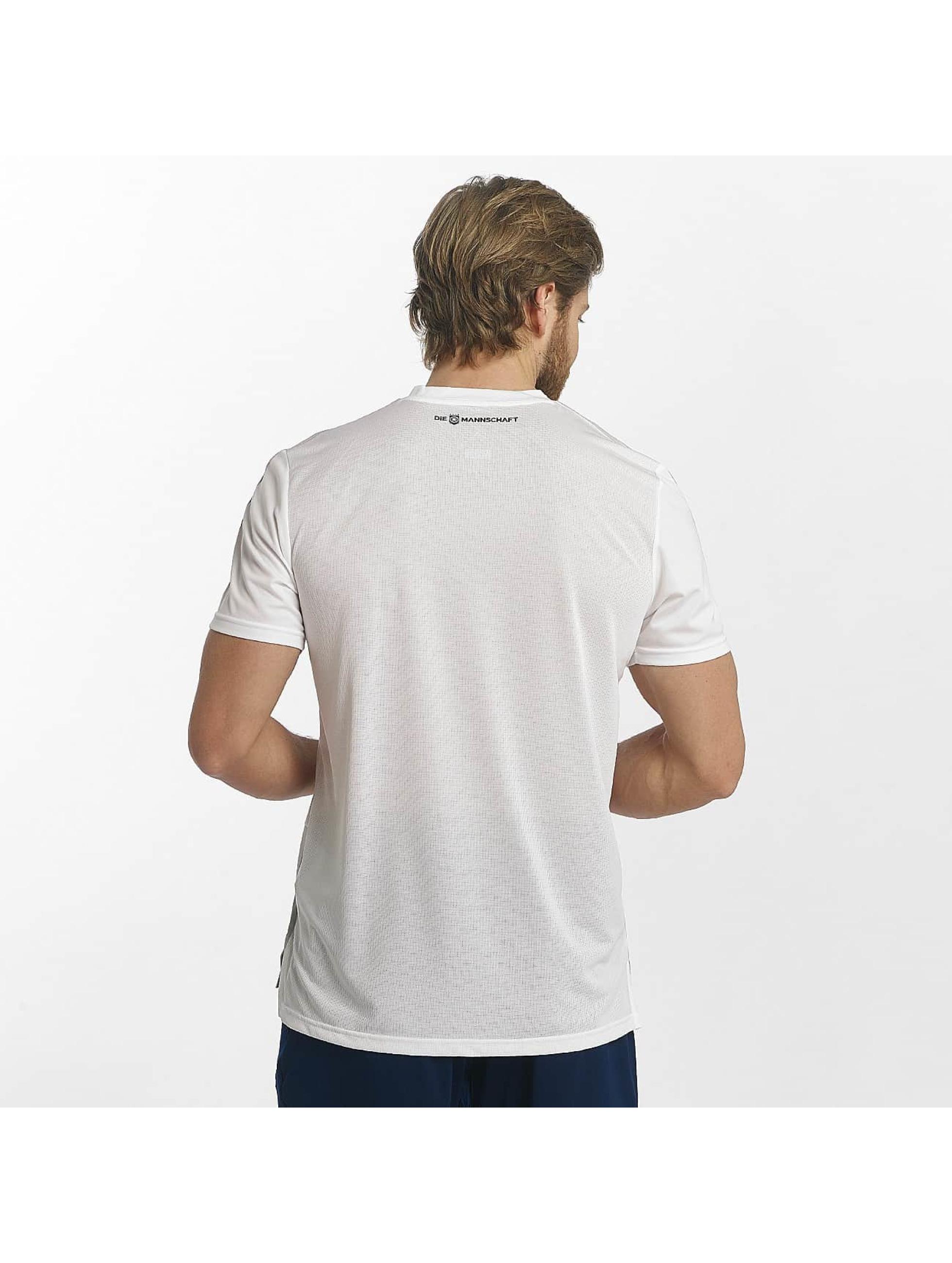 adidas Performance camiseta de fútbol DFB Training blanco