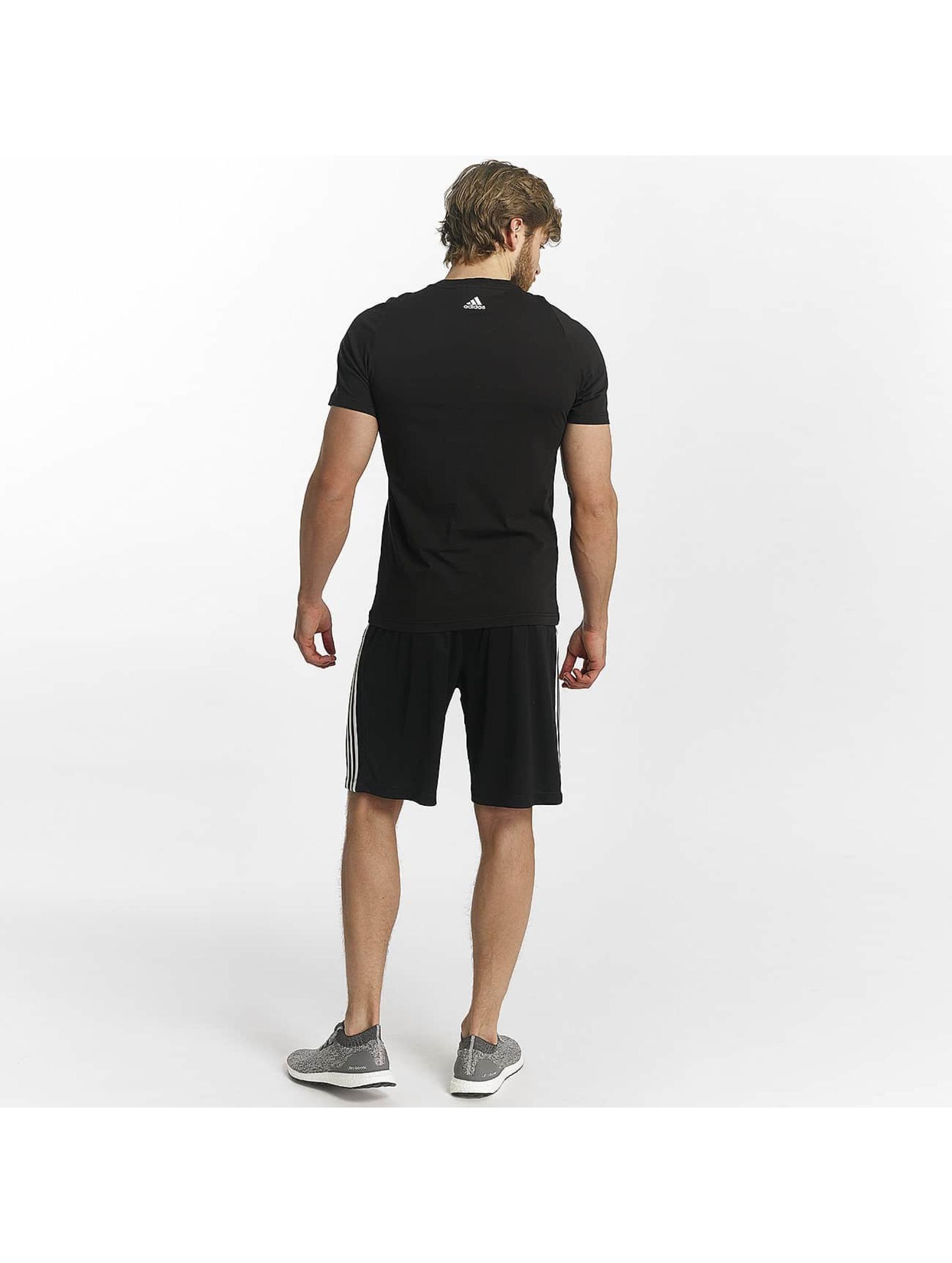 adidas Performance Camiseta Essentials negro