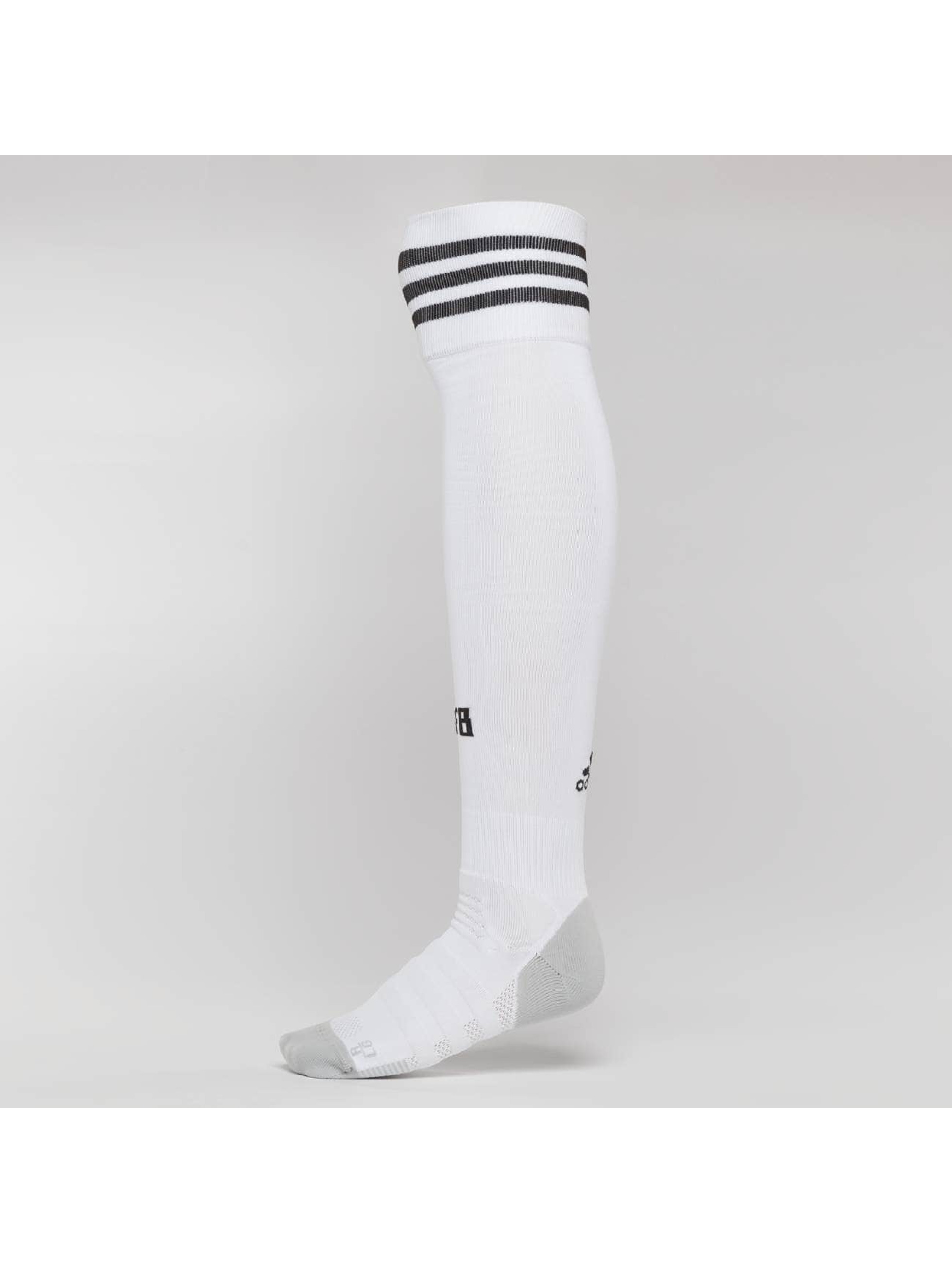 adidas Performance Chaussettes DFB Home blanc