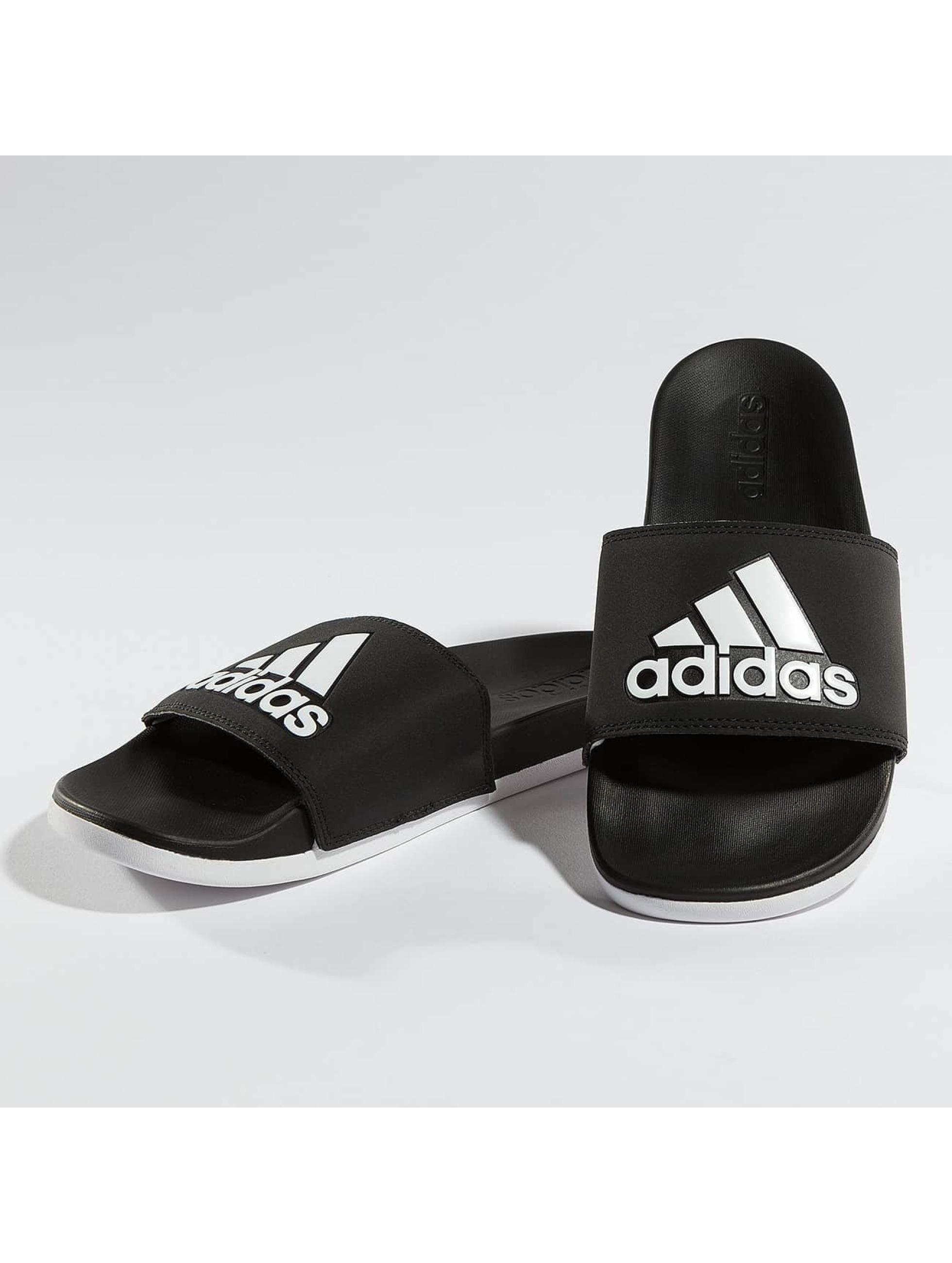 adidas Performance Claquettes & Sandales Adilette Comfort noir