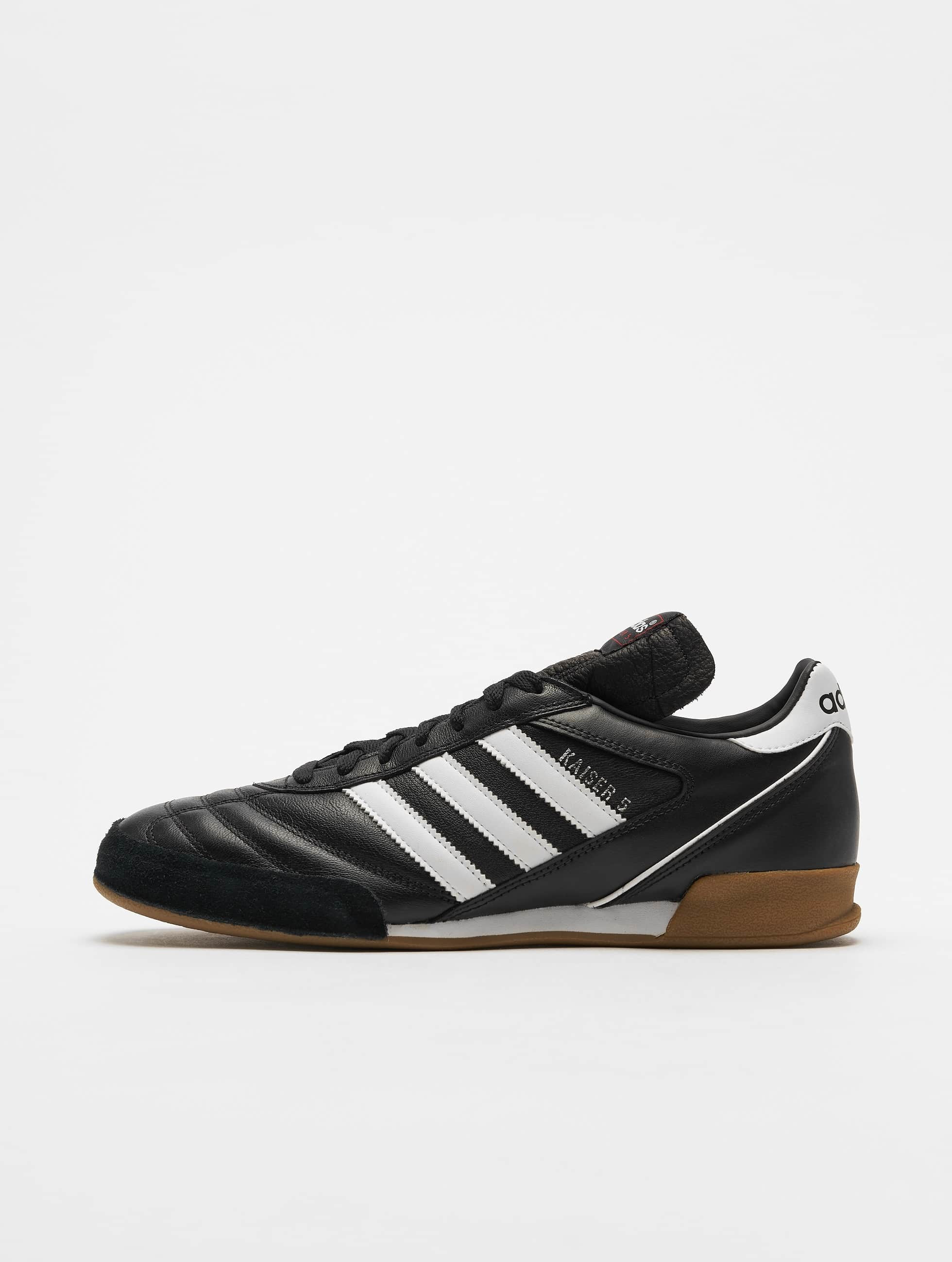 adidas Kaiser 5 Goal Indoor Soccer Shoes Black
