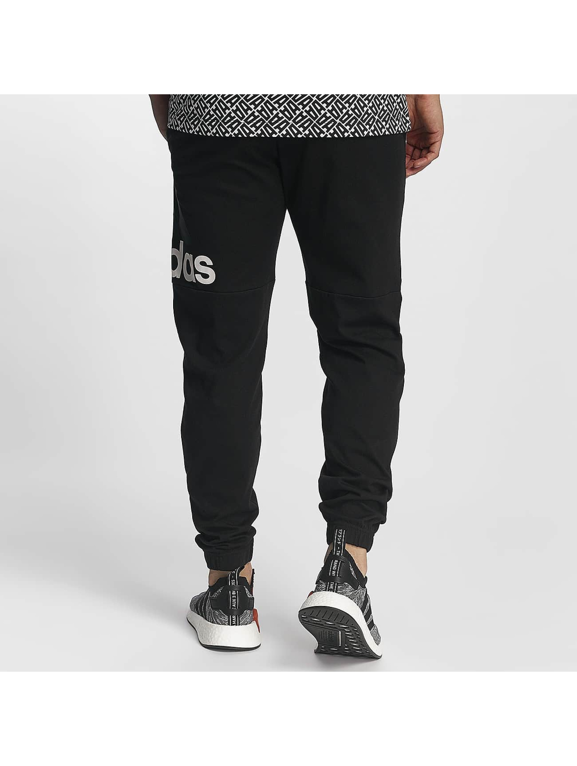 adidas Performance Jogging Essentials Logo noir