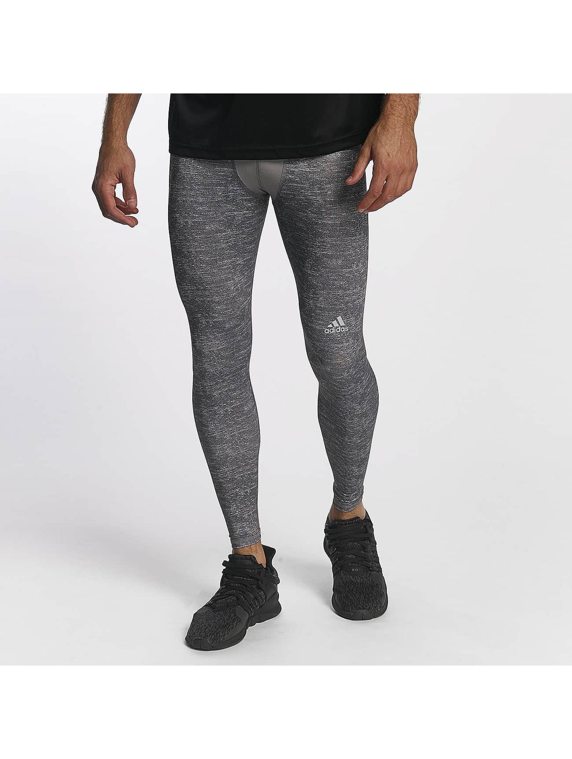 adidas Performance Legging Techfit Base gris