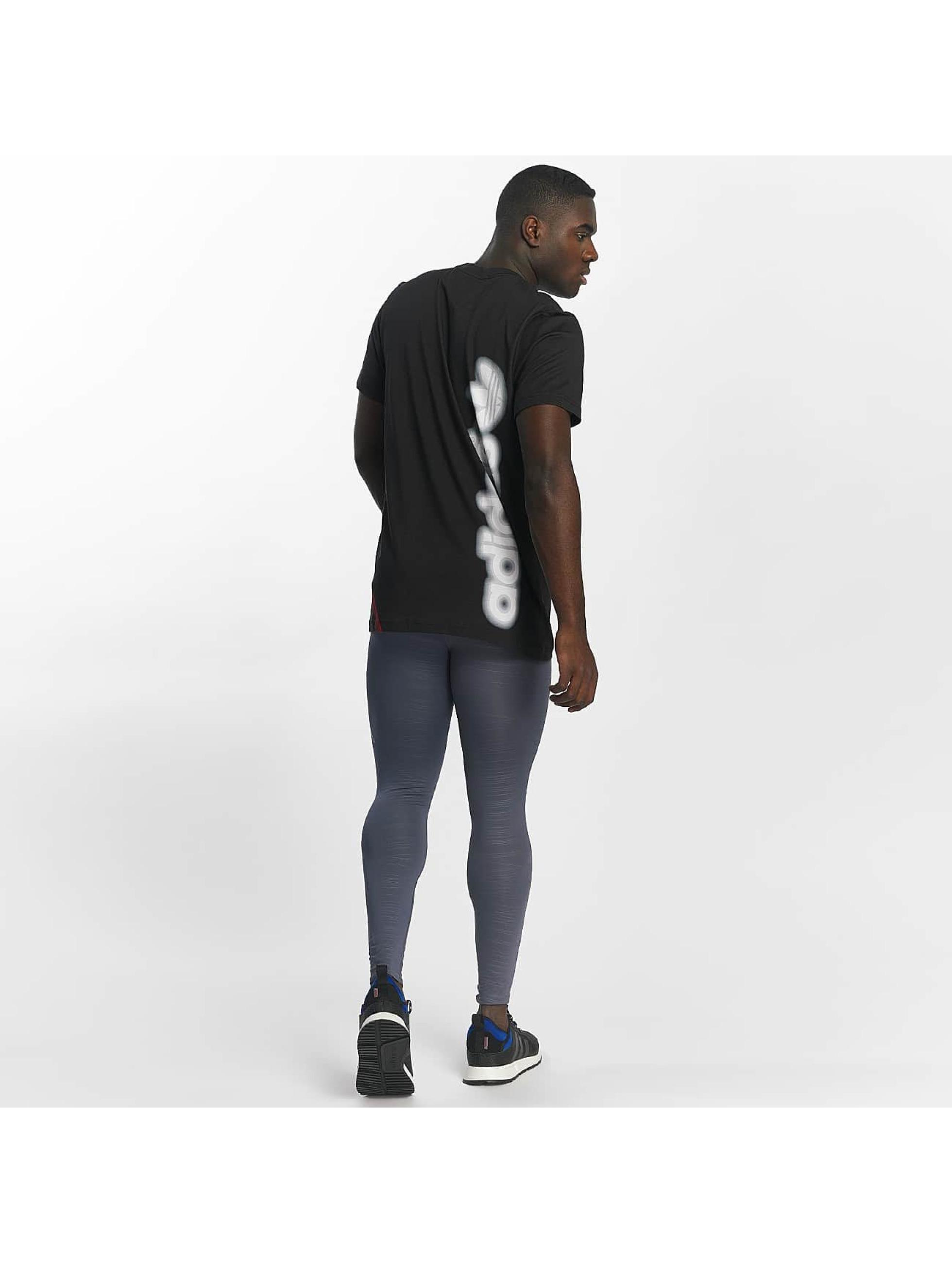 adidas Performance Legging Techfit Long gris