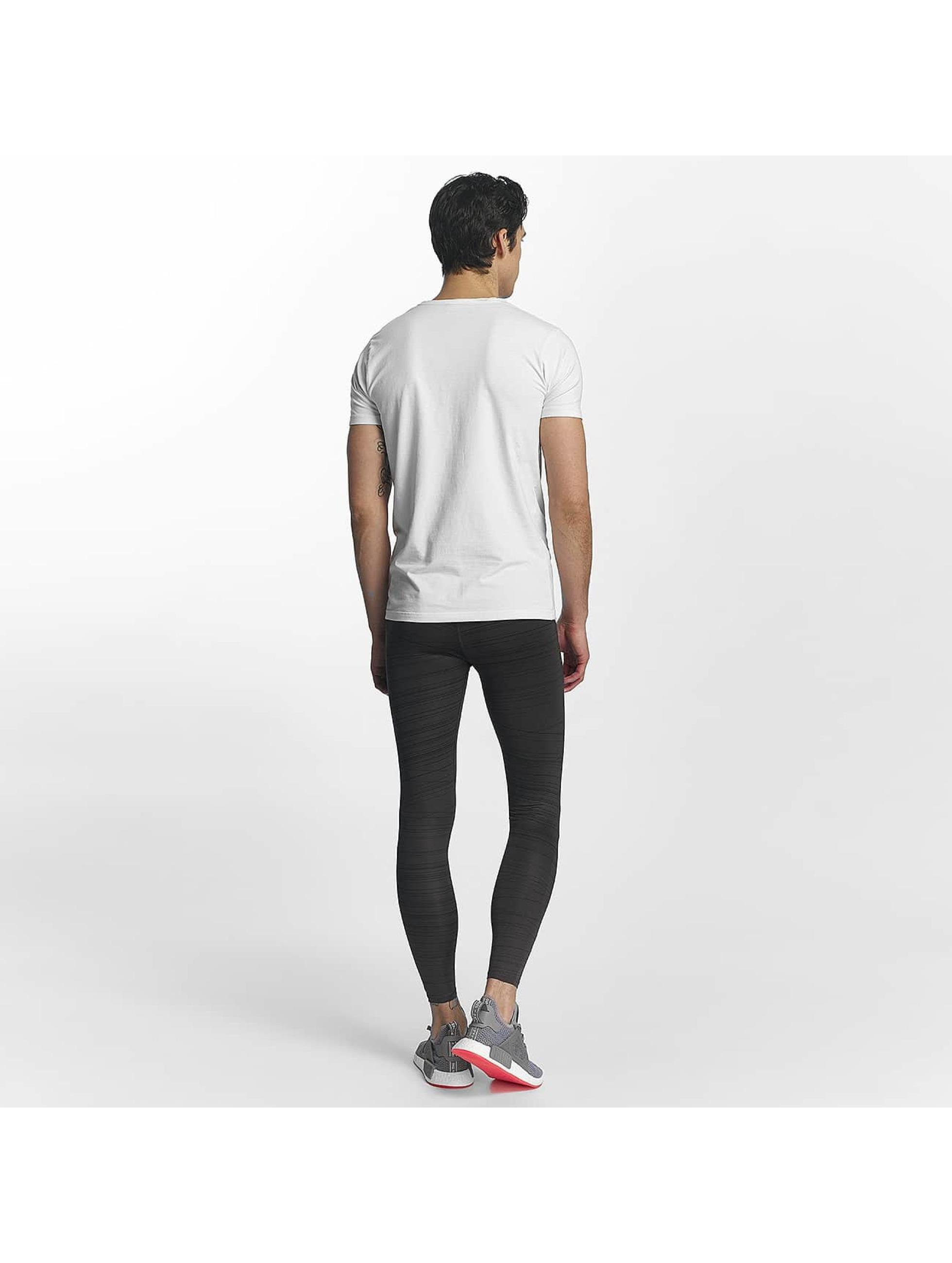 adidas Performance Legging Techfit Long Print Tights zwart
