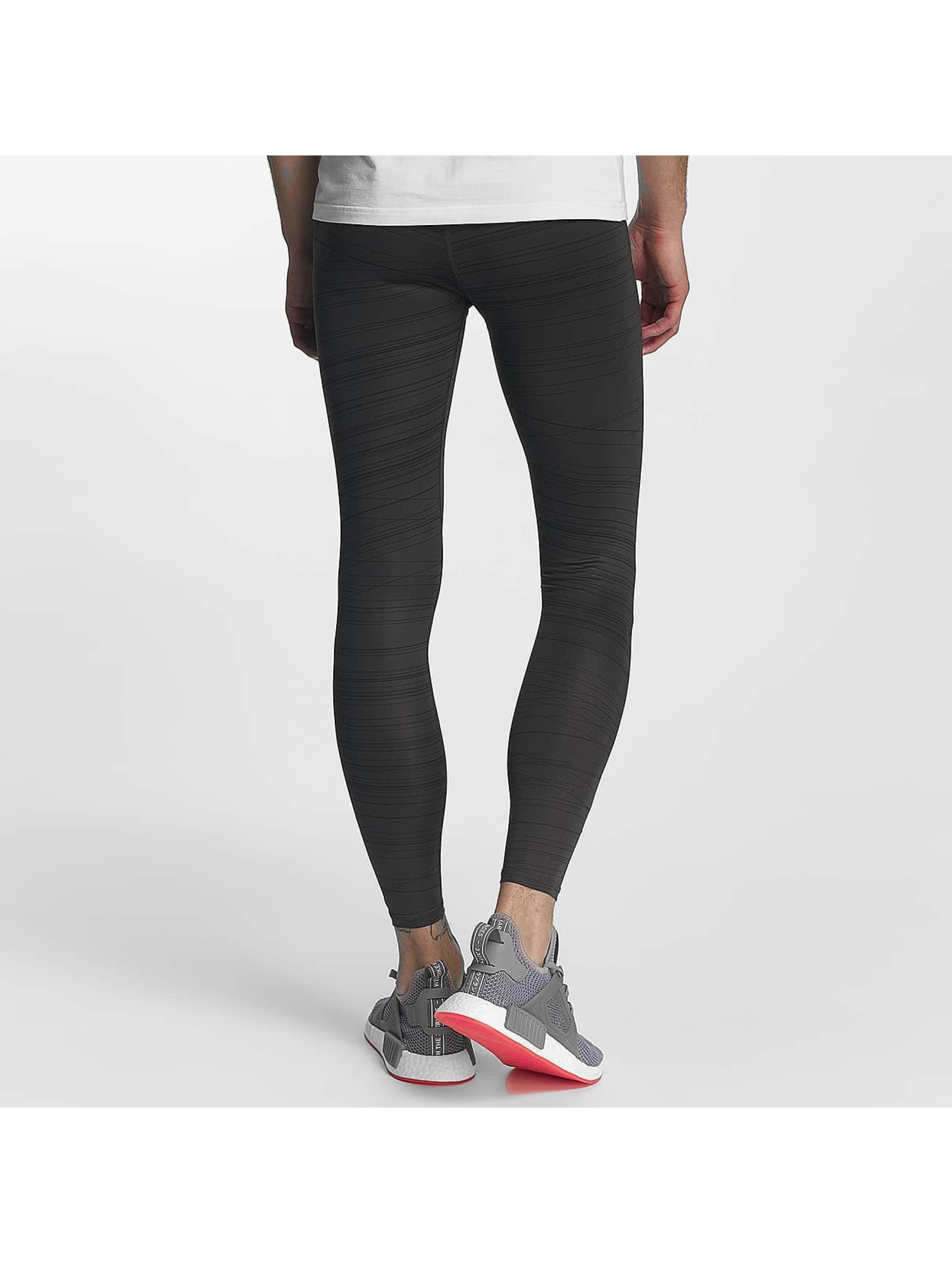 Adidas Performance Leggings Techfit Long Print Tights svart