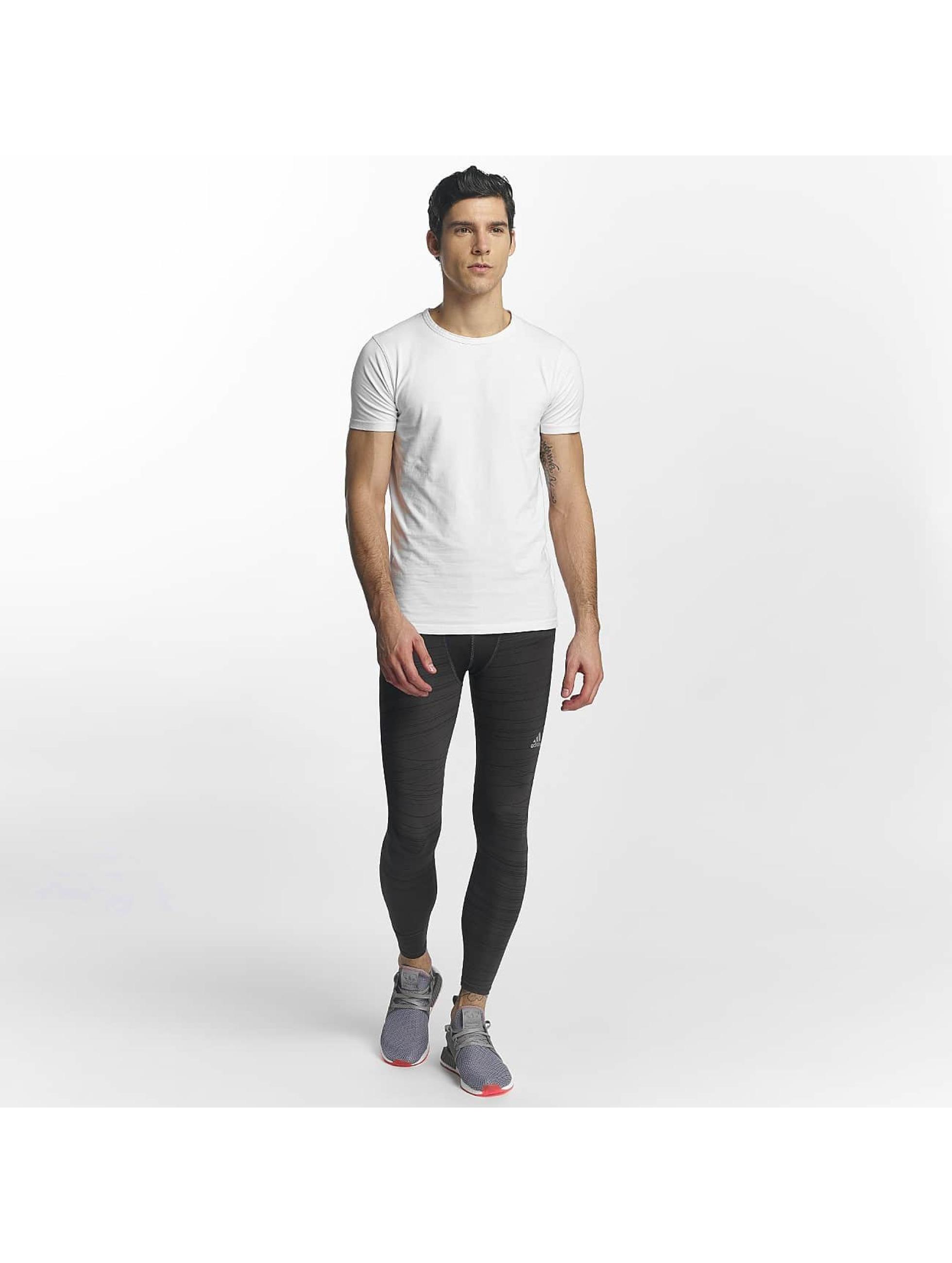 adidas Performance Leggingsit/Treggingsit Techfit Long Print Tights musta