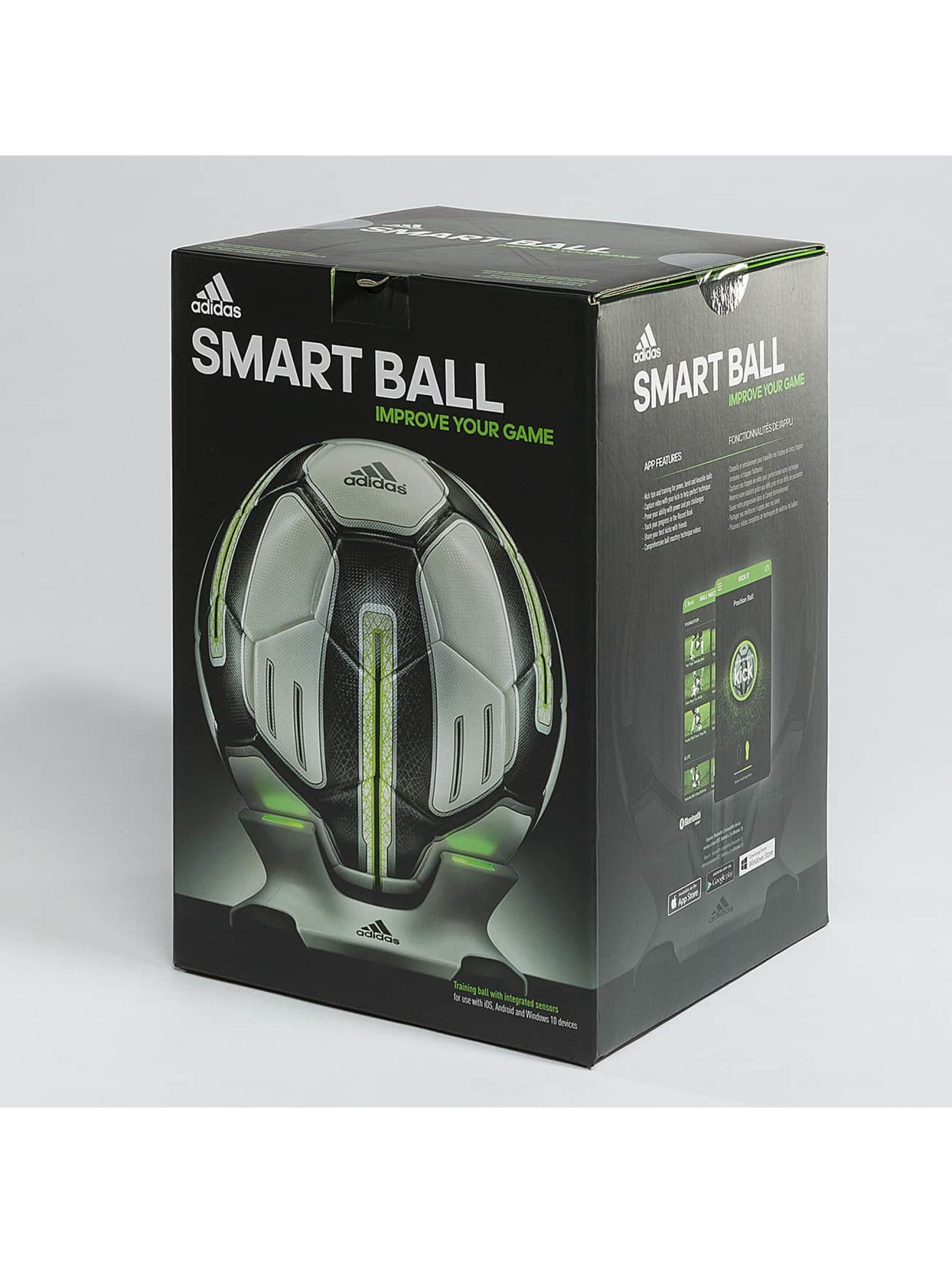 adidas Performance Pallot Smart Ball valkoinen