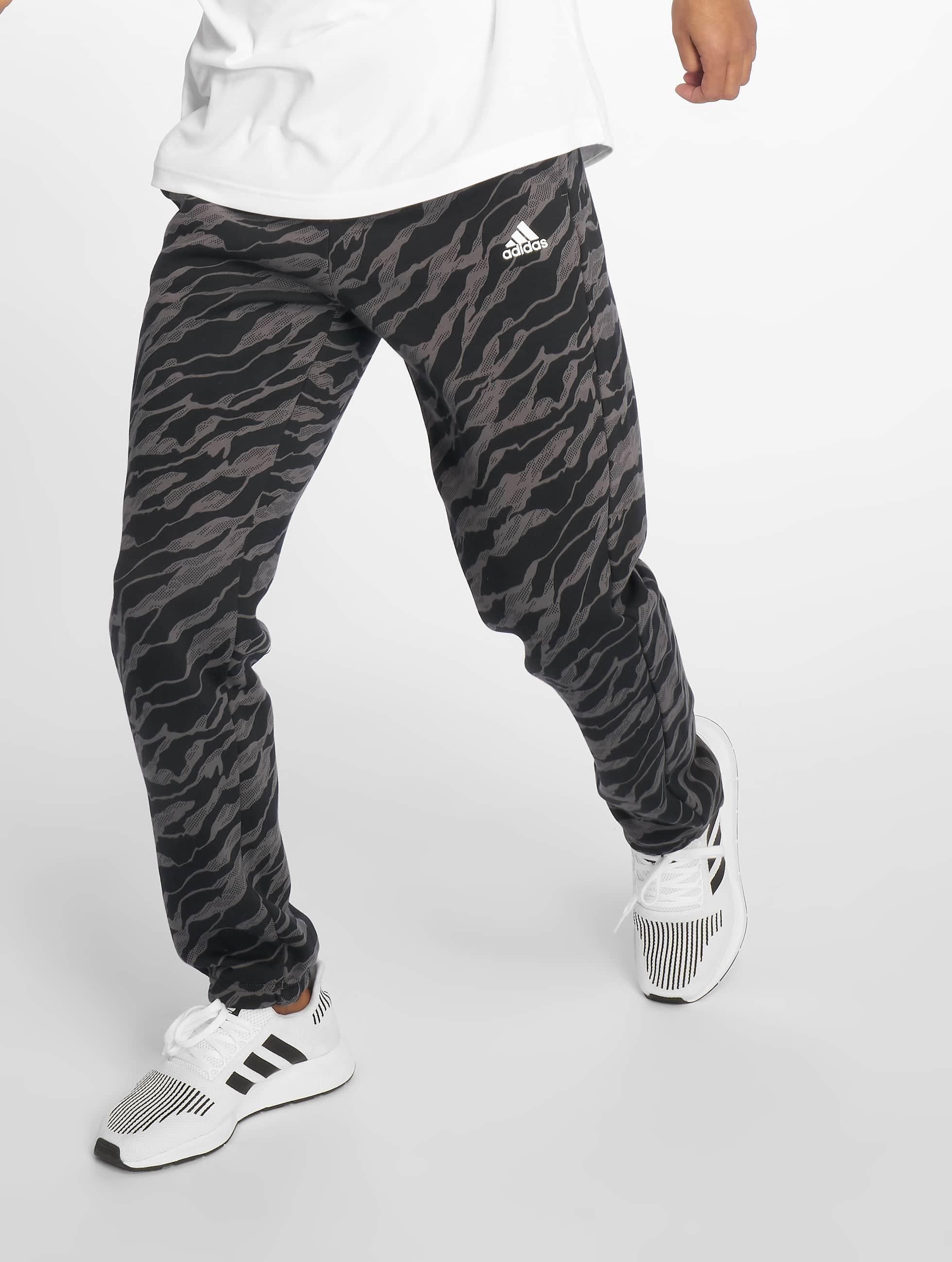 adidas ESS AOP Sweatpants Solid Grey