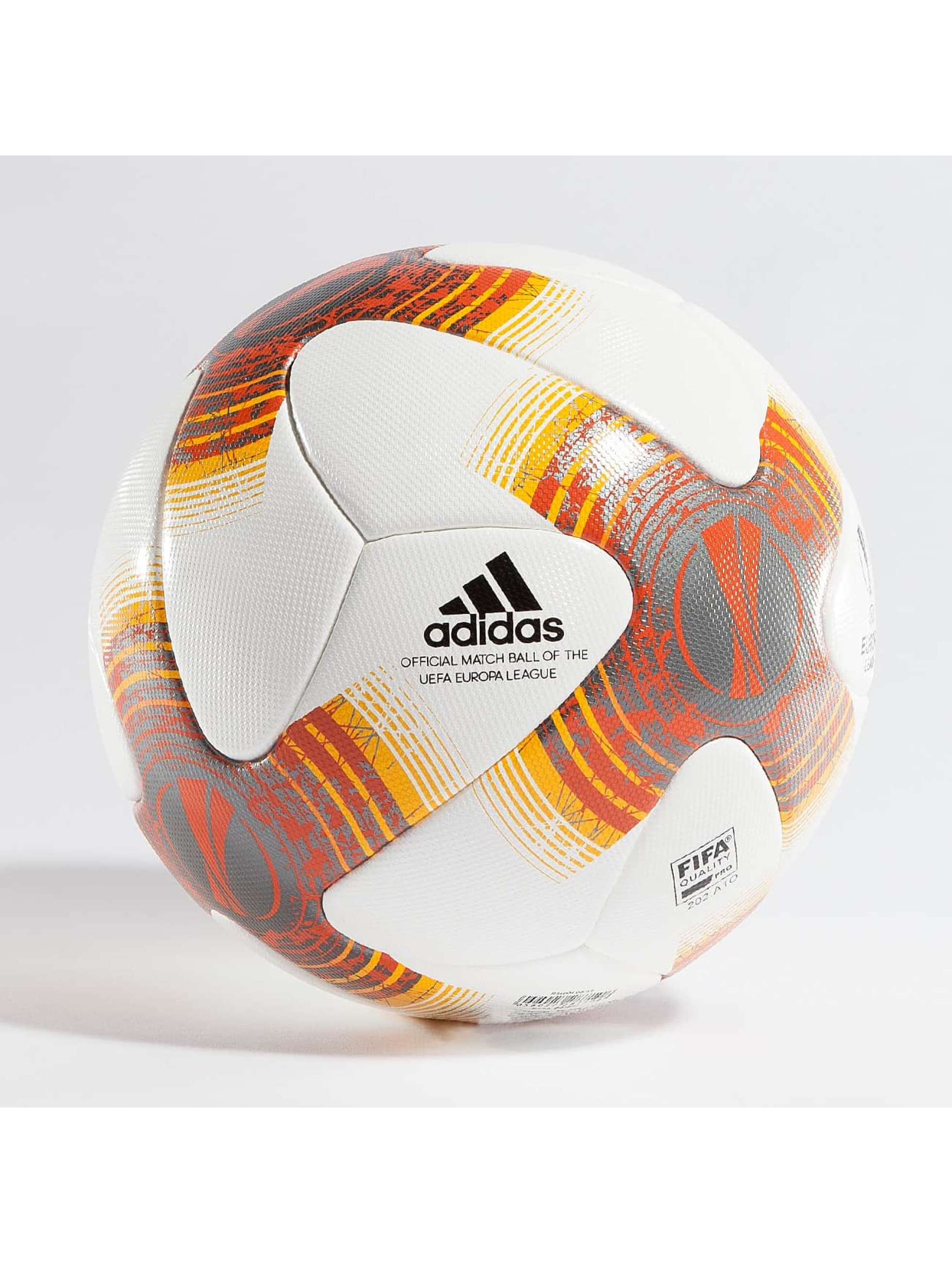 adidas Performance Piłki Uefa Europa League Offical Match Ball bialy