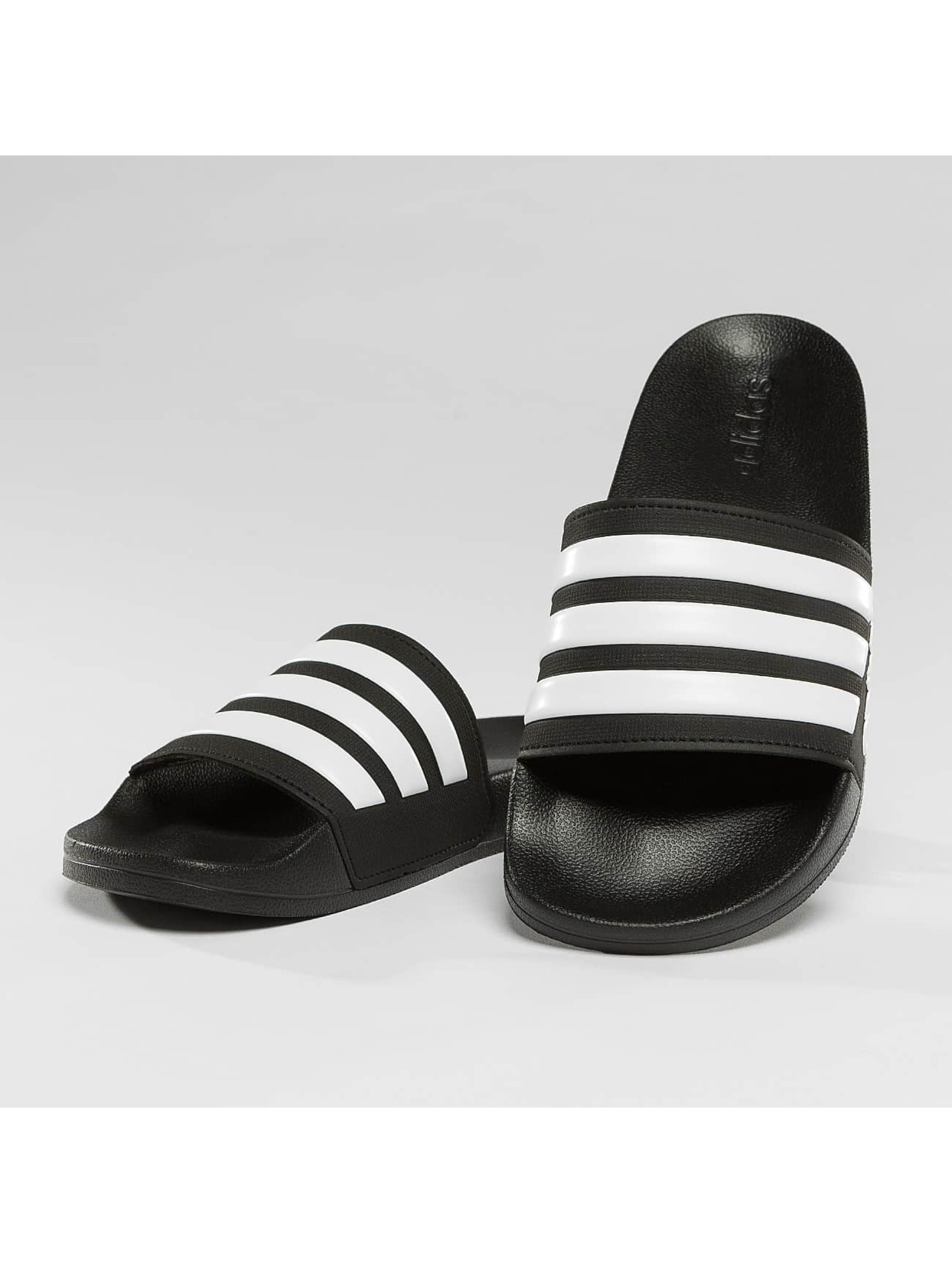 adidas Performance Sandalen CF schwarz
