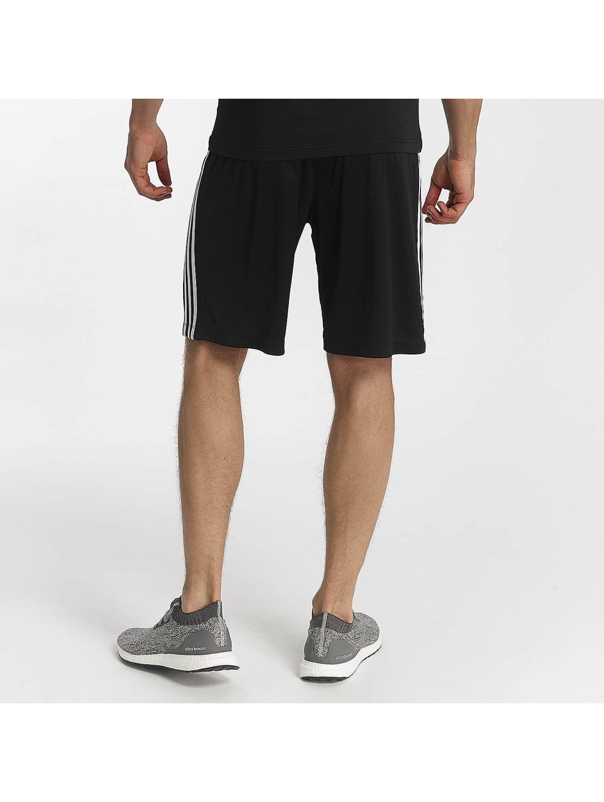 adidas Performance Short D2M 3 Stripes noir