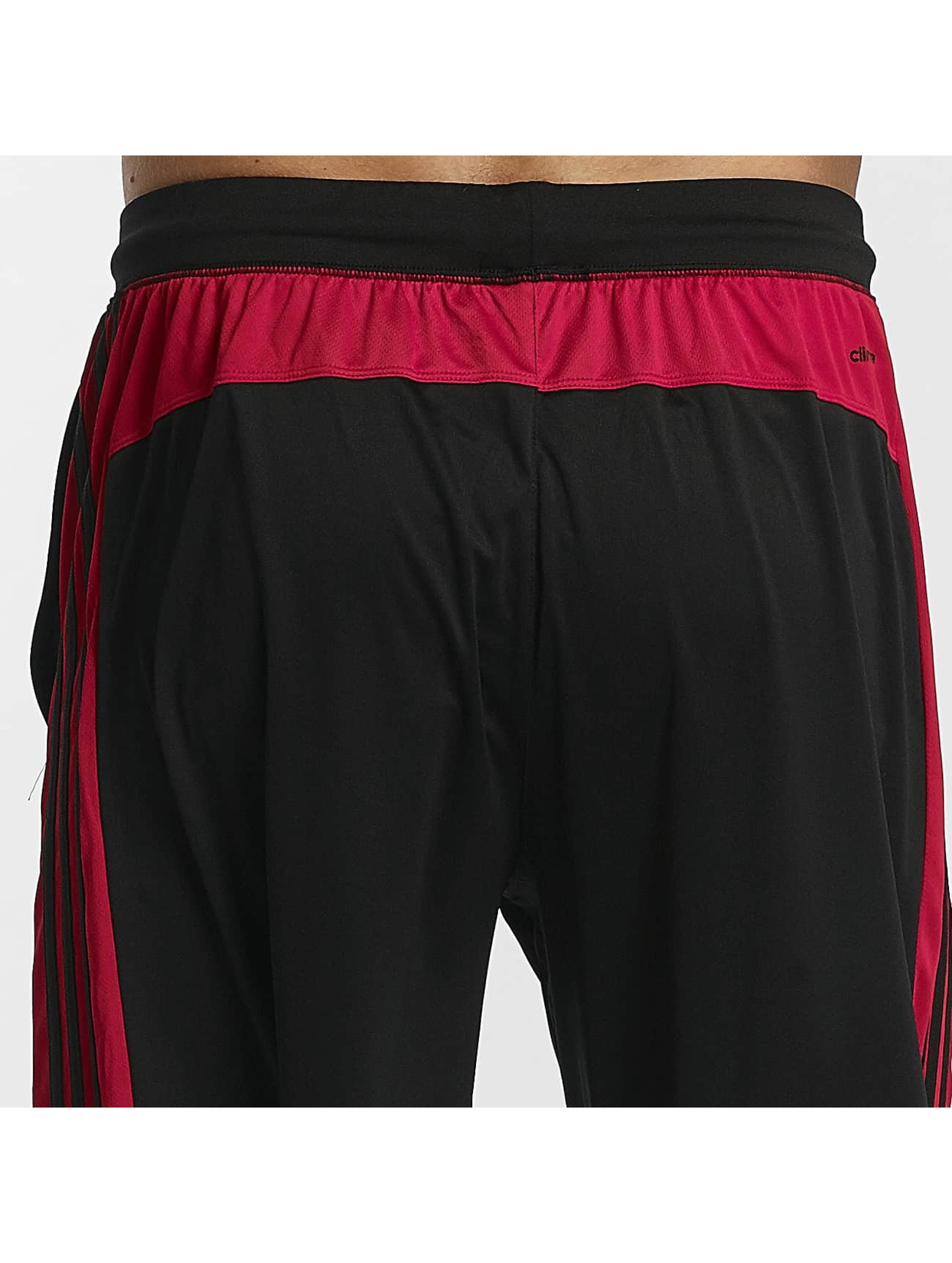 adidas Performance Shorts D2M 3-Stripes svart