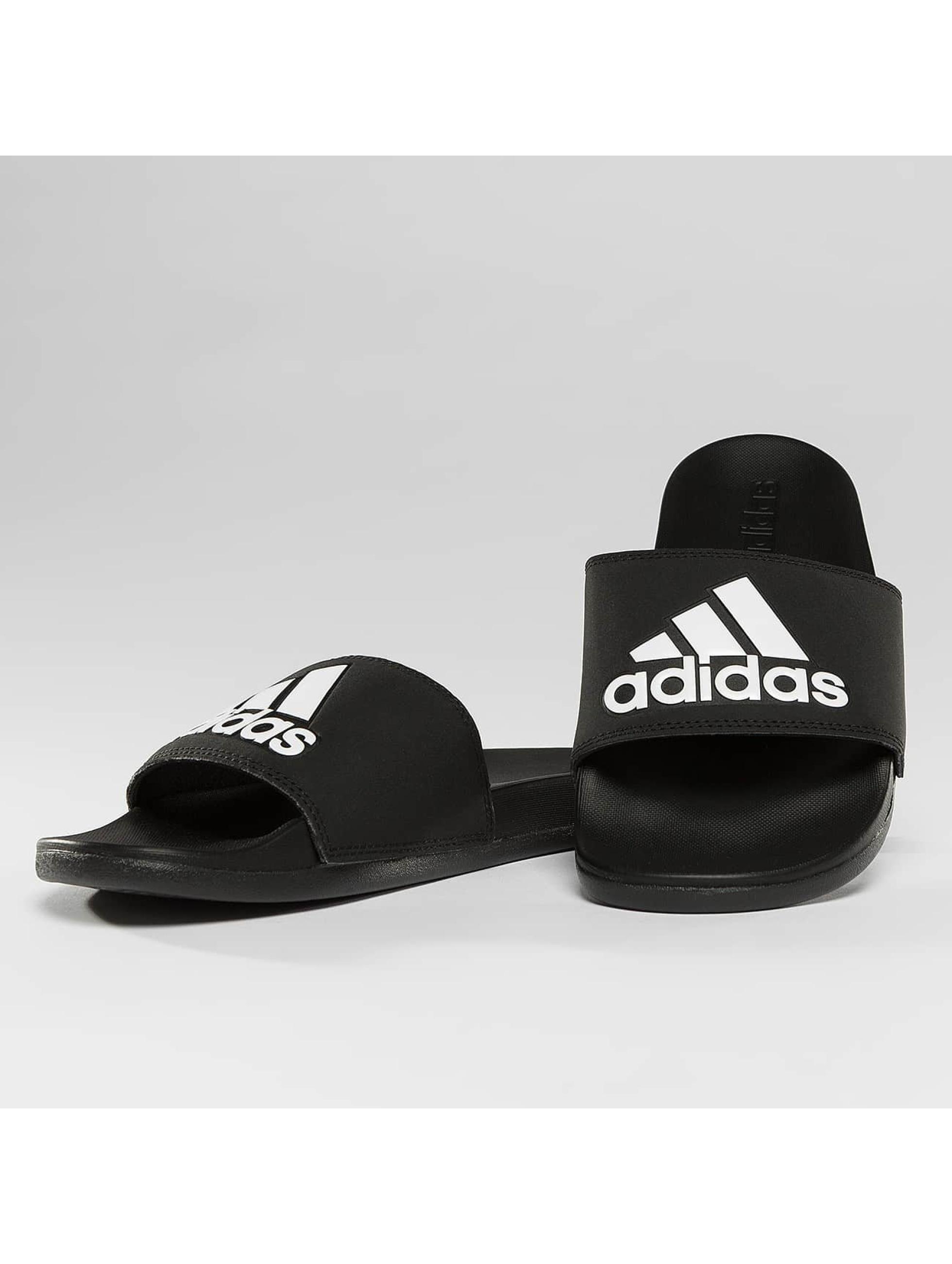 adidas Performance Slipper/Sandaal Adilette Comfort zwart
