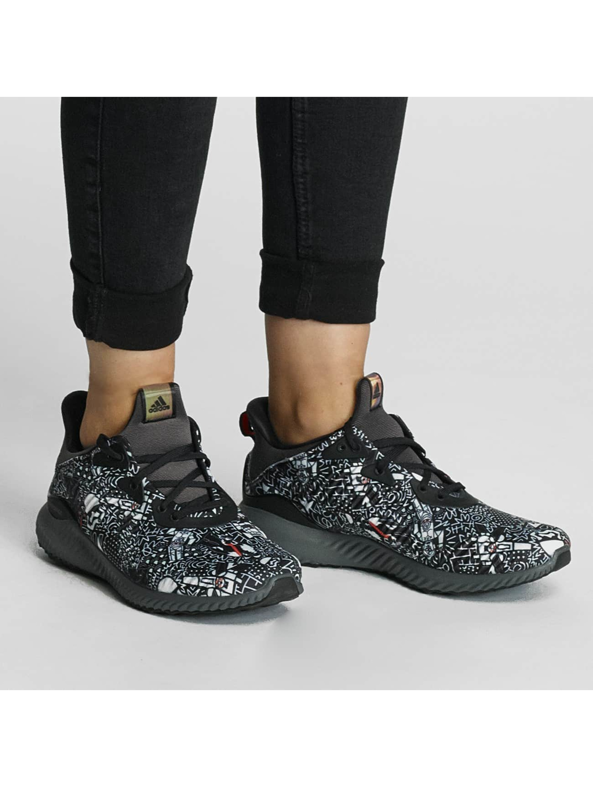 adidas Performance Sneaker Alphabounce StarWars nero
