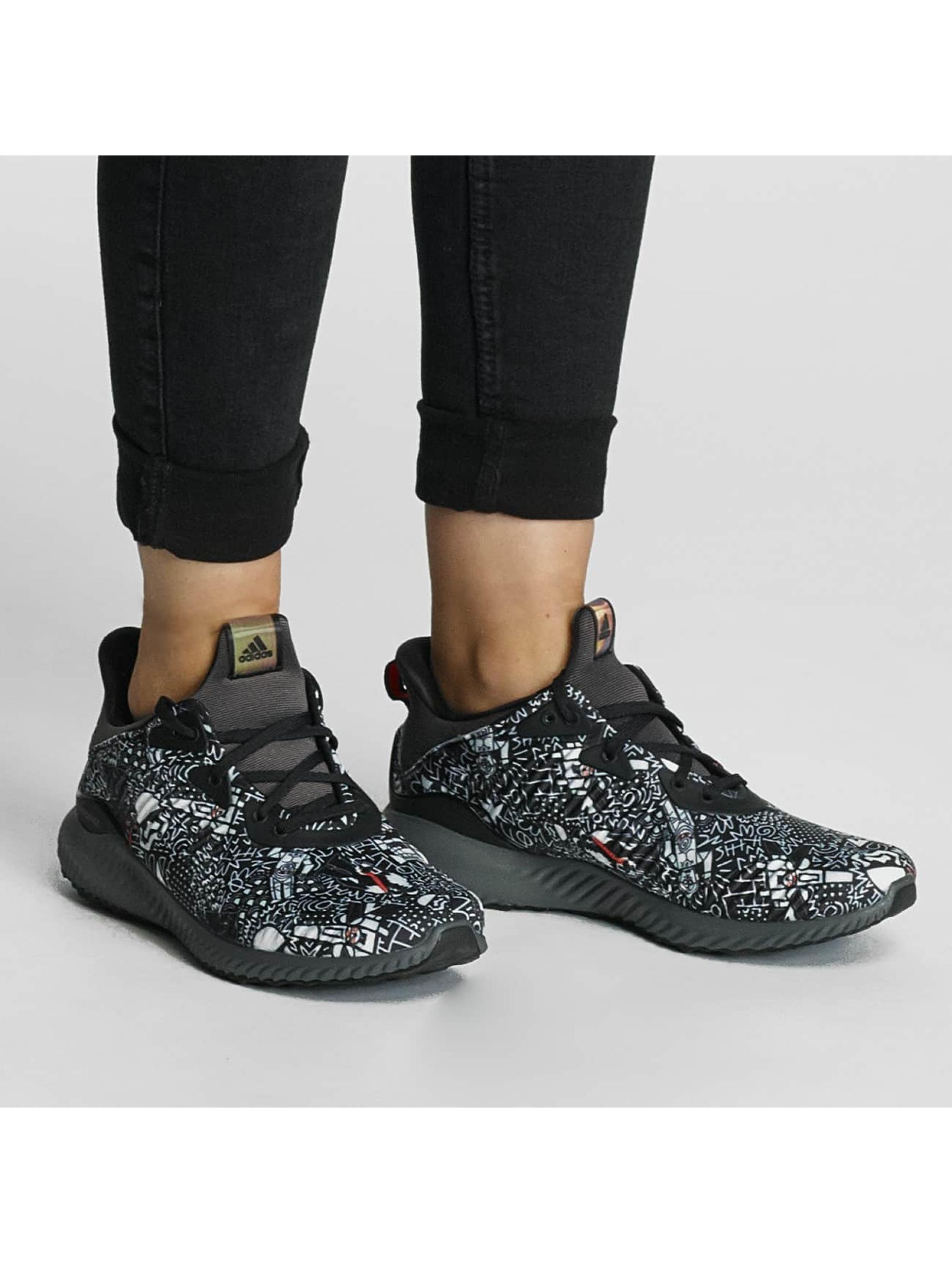 adidas Performance sneaker Alphabounce StarWars zwart