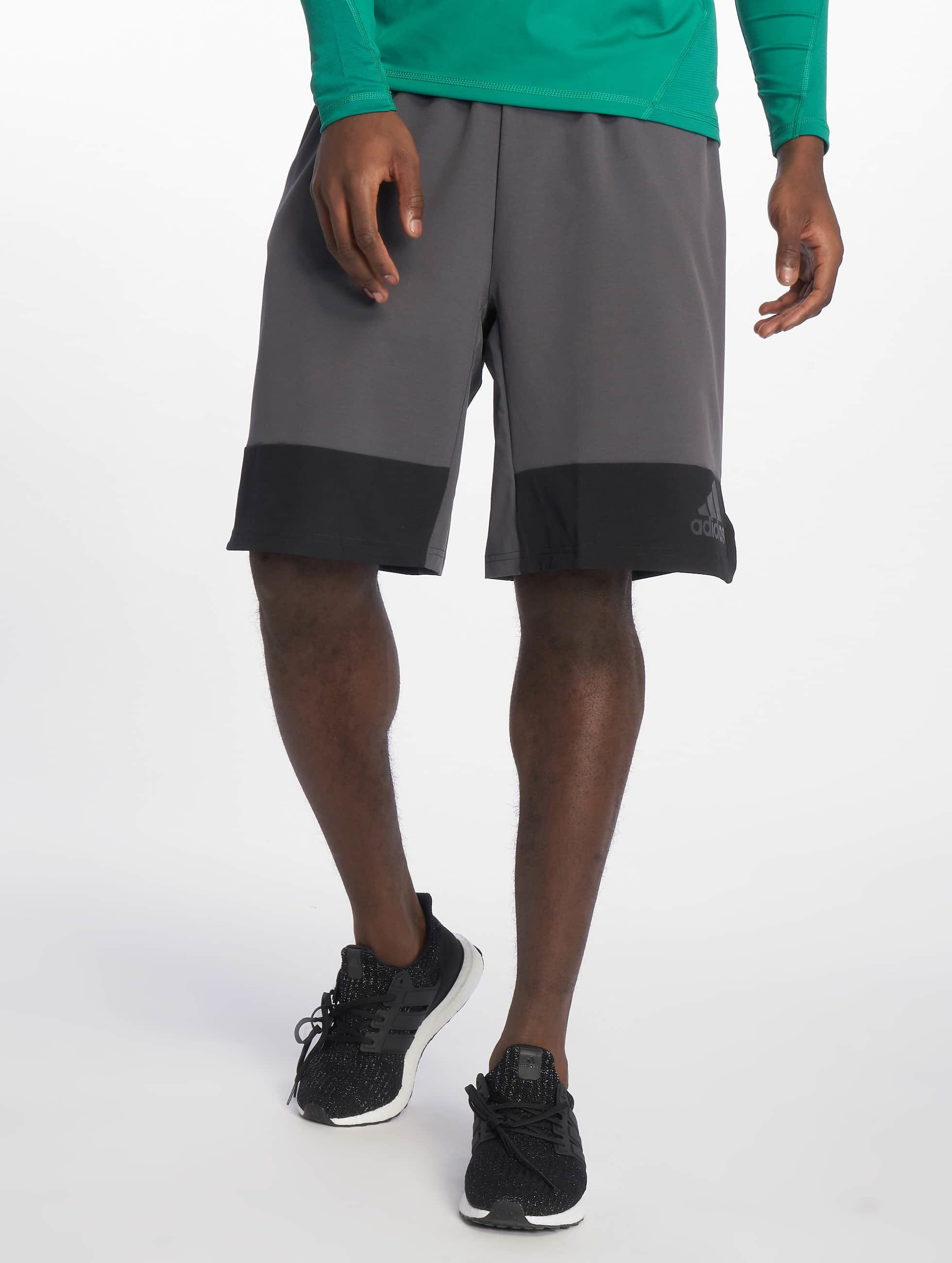 adidas 4K Shorts Grey SIx