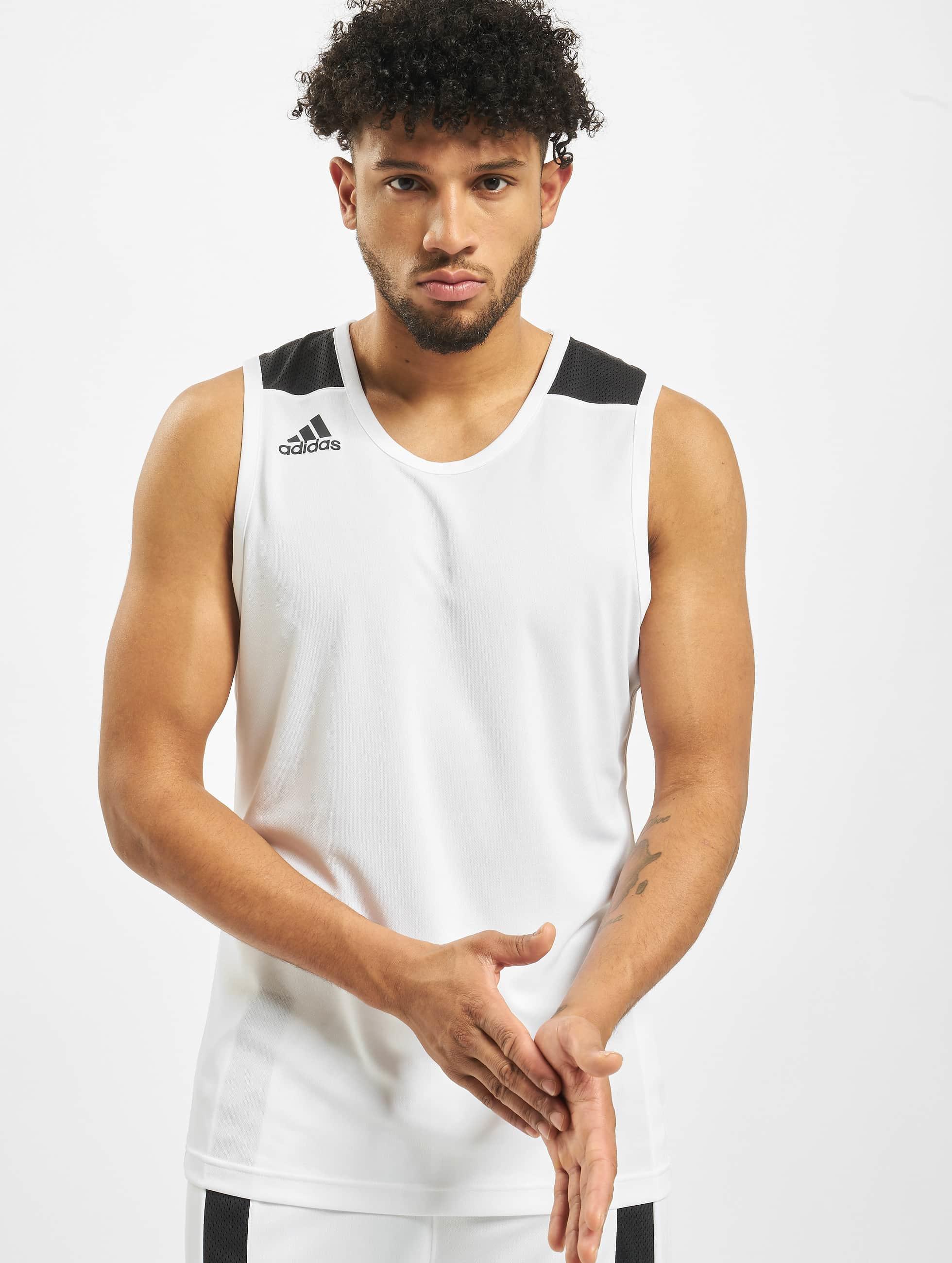 adidas Game Jersey WhiteBlack