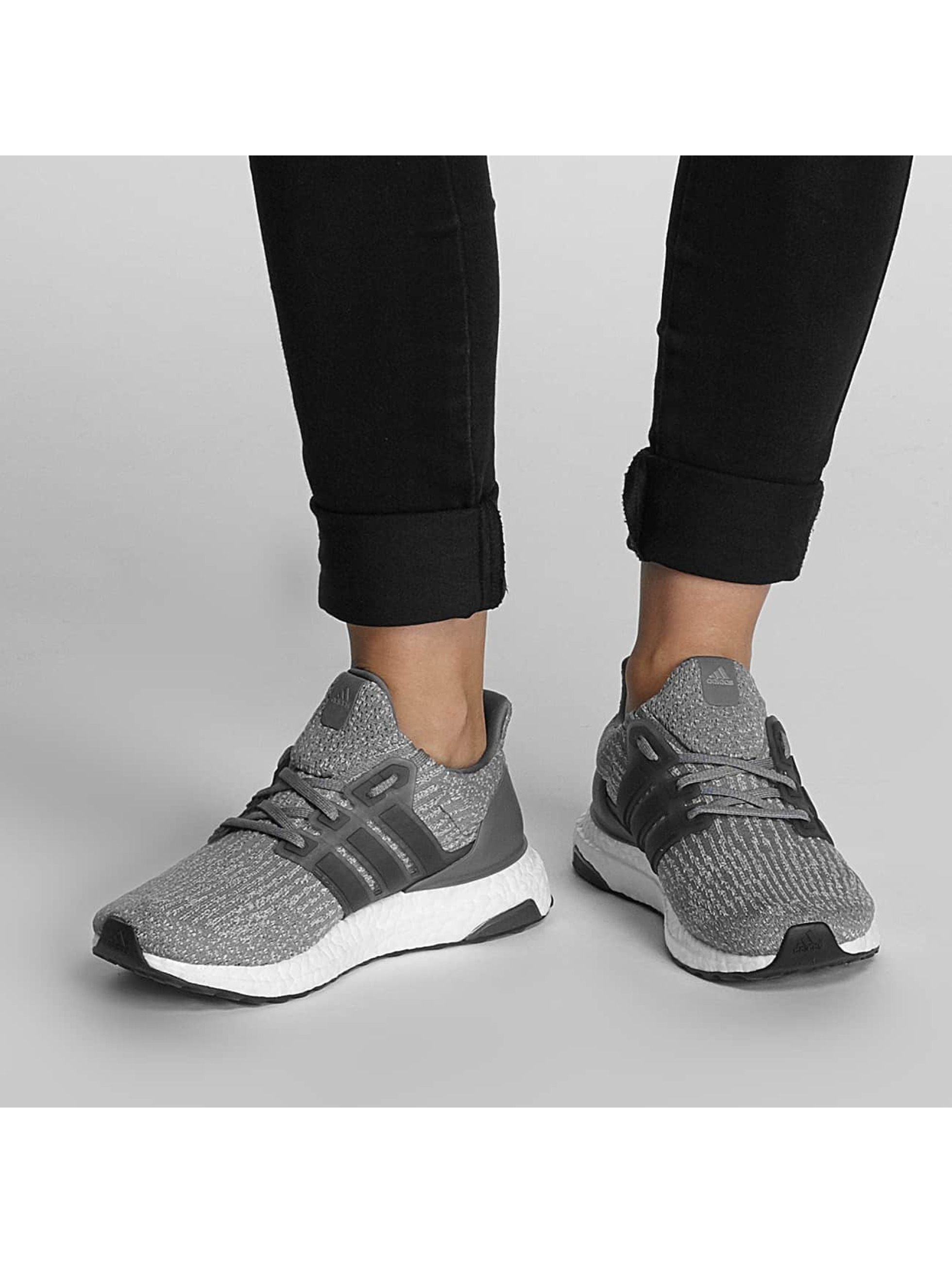 adidas Performance Tøysko Ultra Boost W grå