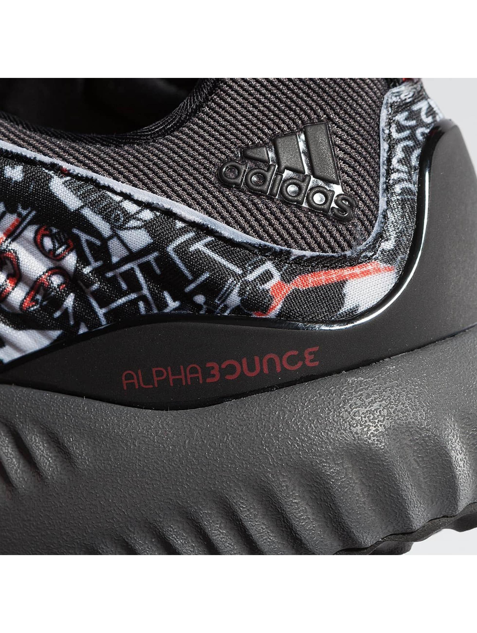 adidas Performance Tøysko Alphabounce StarWars svart
