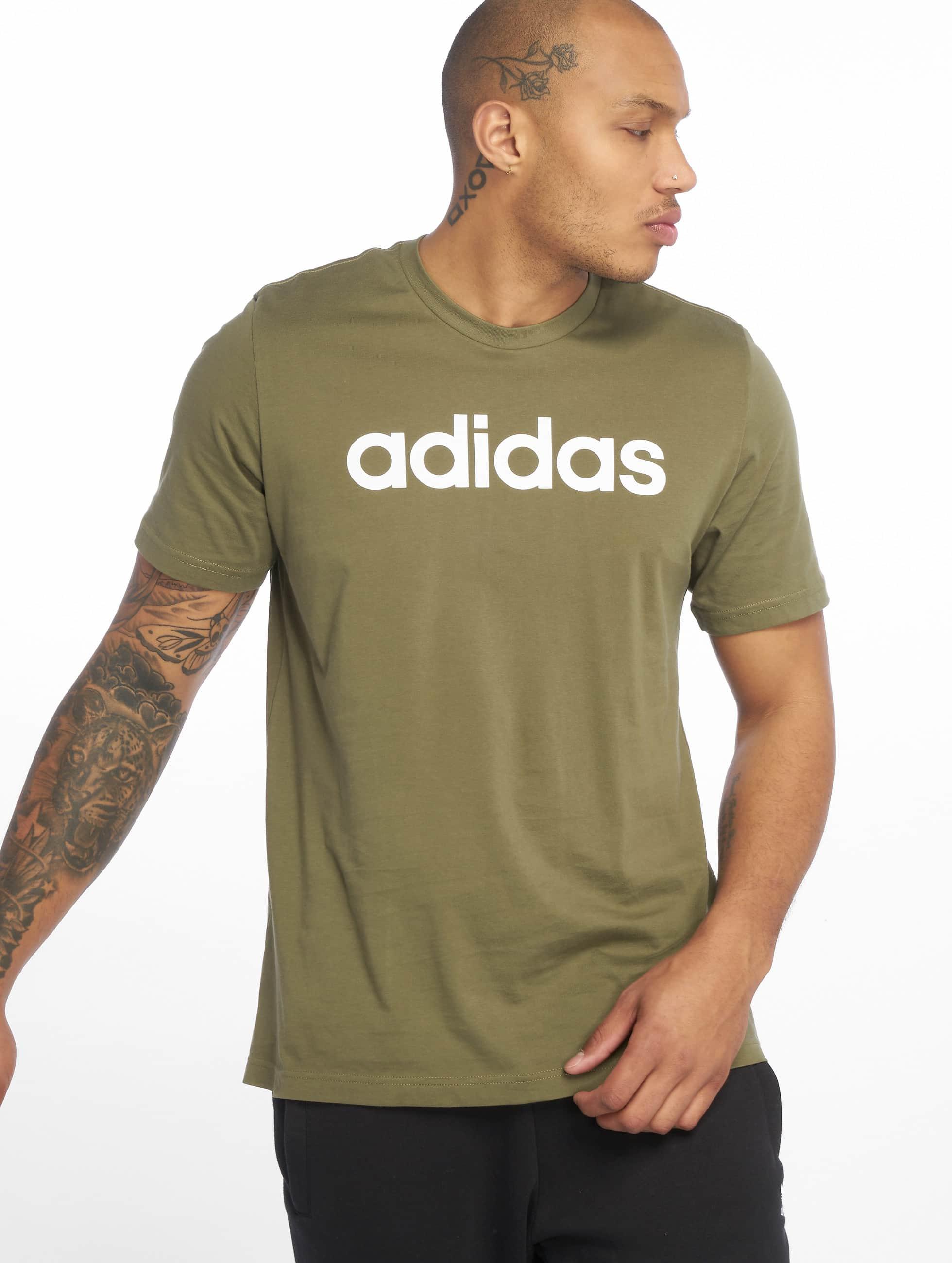 adidas t shirt khaki