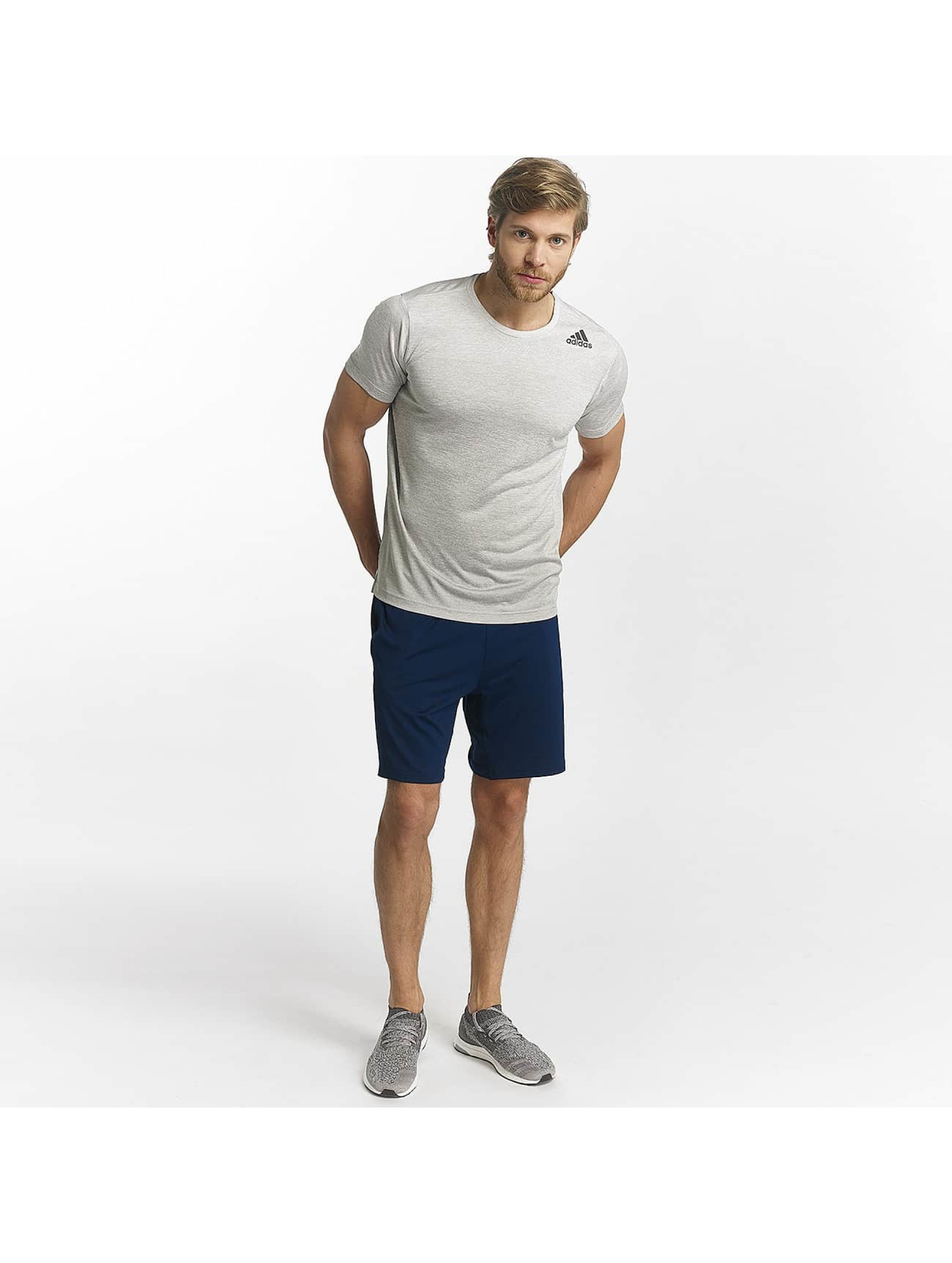 adidas Performance T-Shirty Freelift Gradient bialy