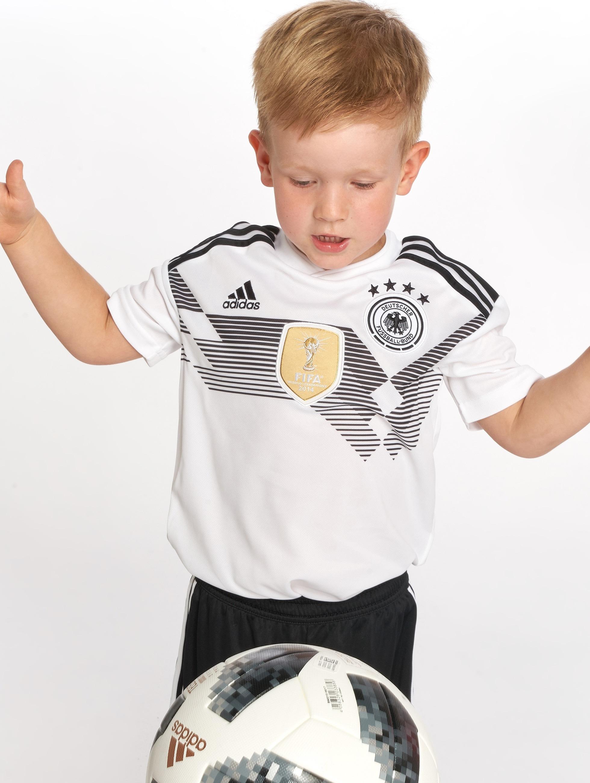 adidas Performance Trikoot DFB Home valkoinen 277f3e4f9c