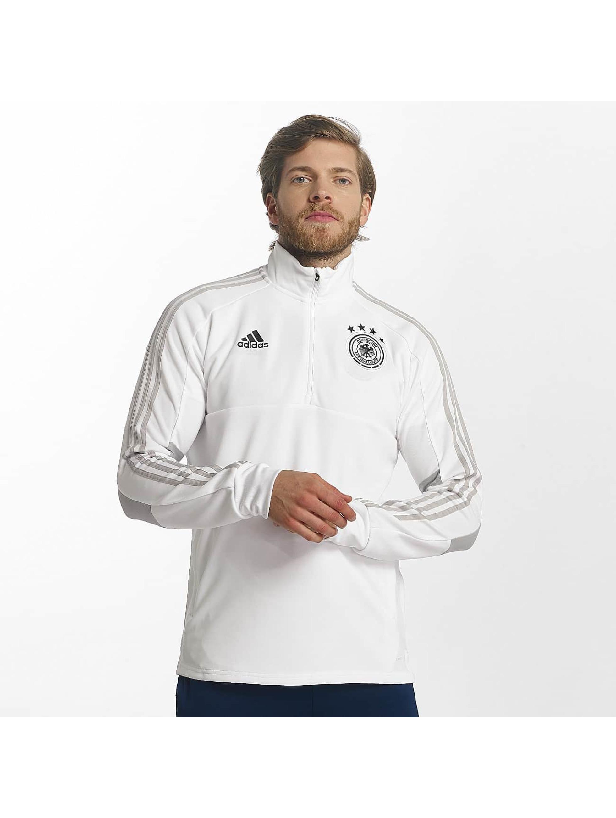 adidas Performance Veste mi-saison légère DFB Training Longsleeve blanc