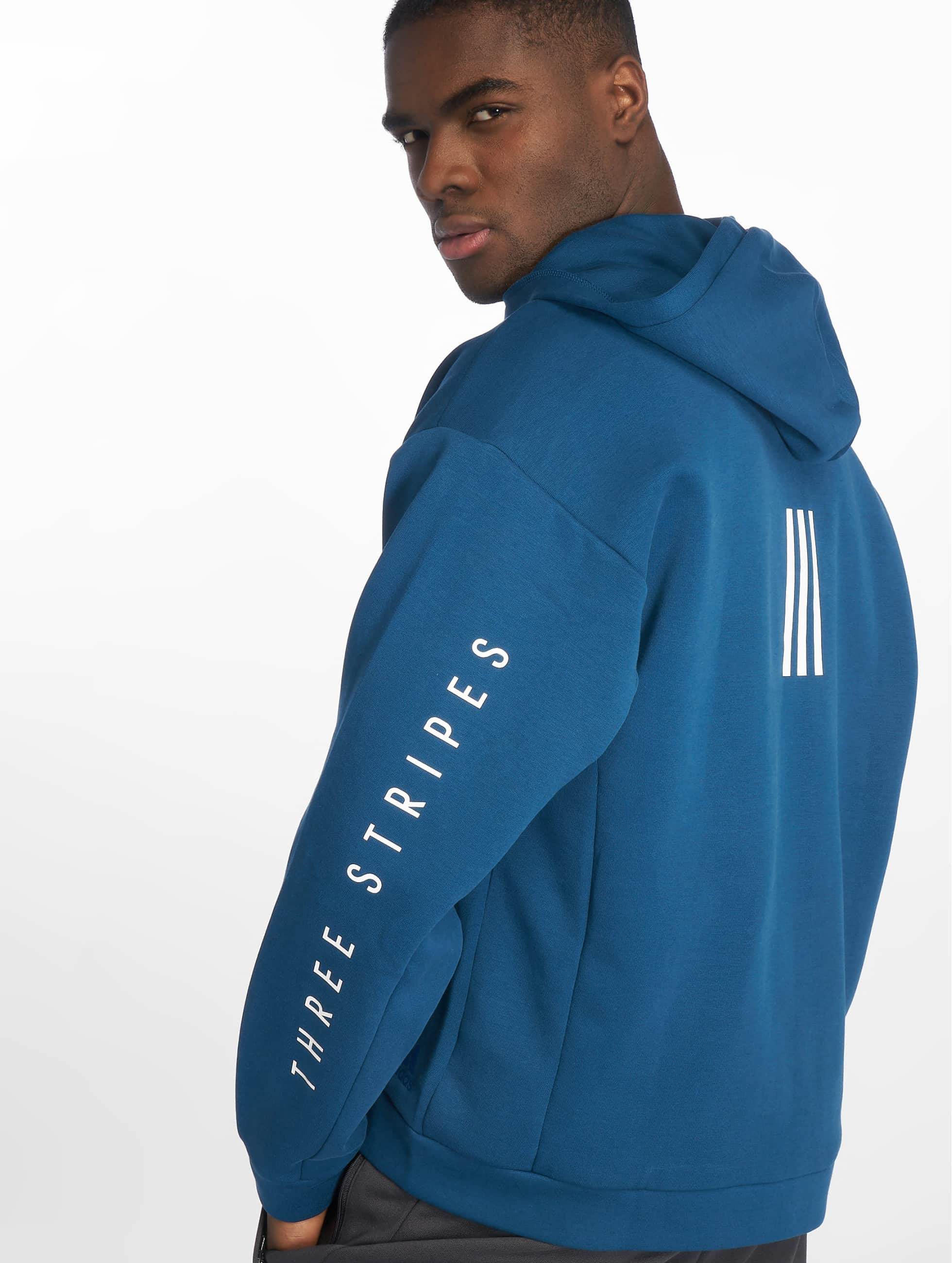 adidas Zone Zip Hoddy Zne HtrTrace Cargo