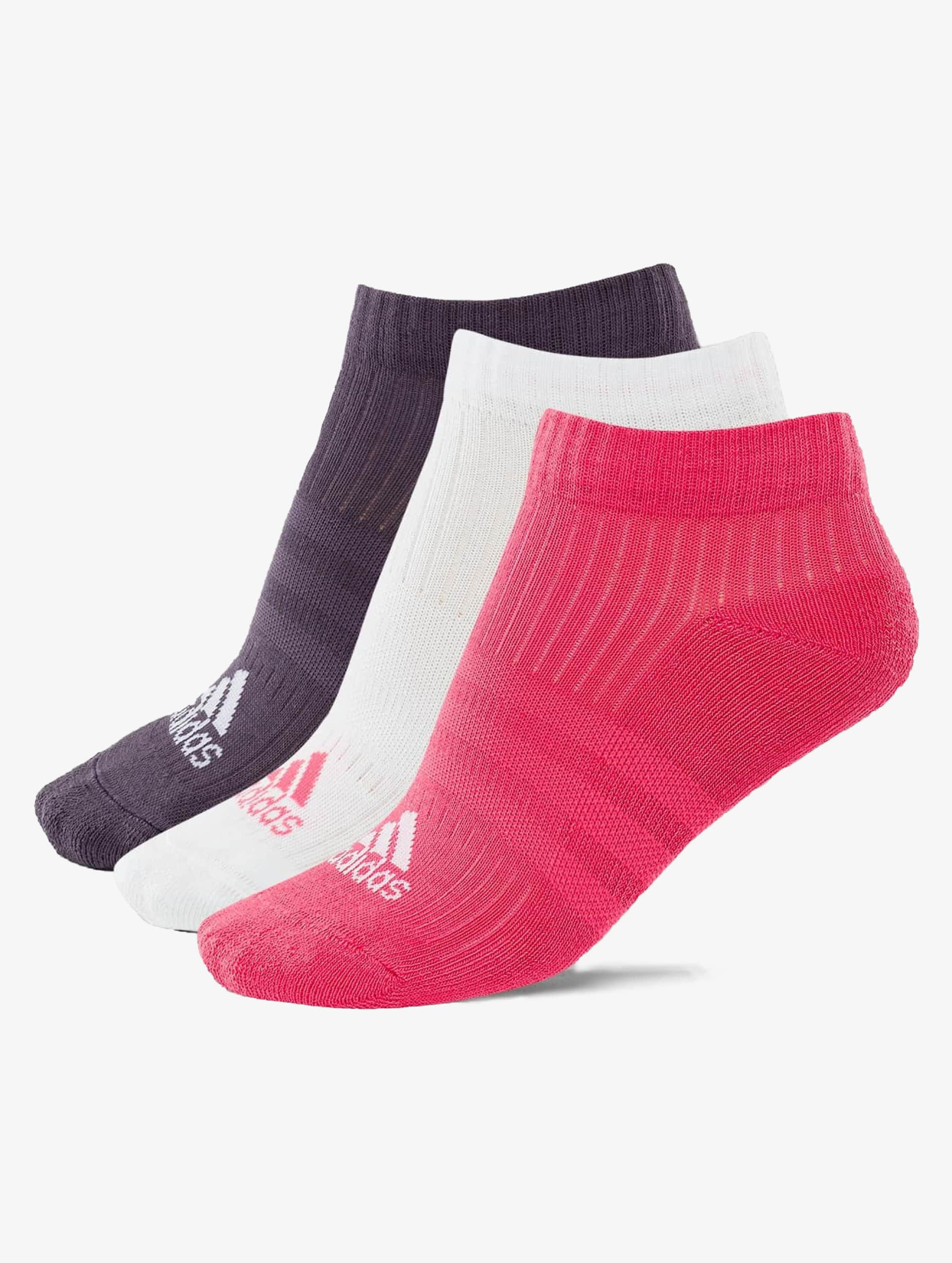 adidas Ponožky 3-Stripes Per n-s HS 3-Pairs pink