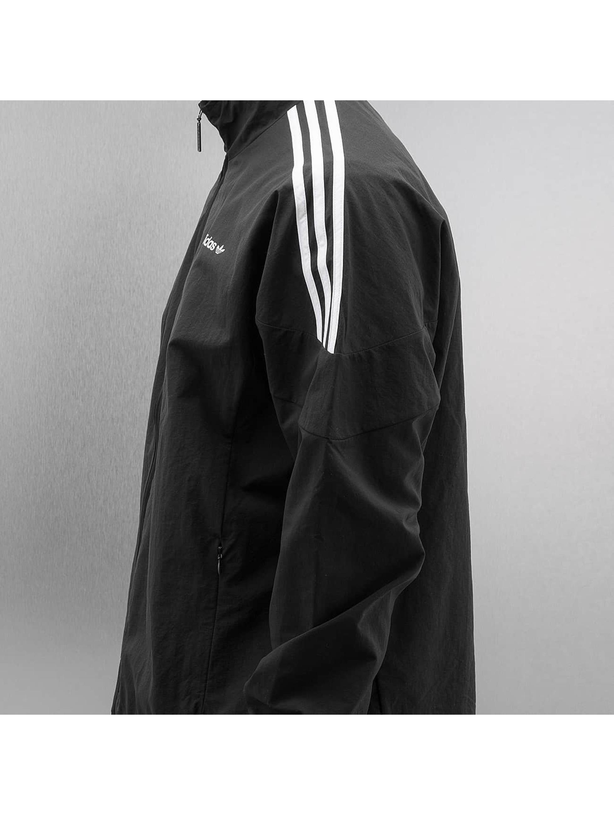 adidas Prechodné vetrovky CLR84 Woven Tracktop èierna