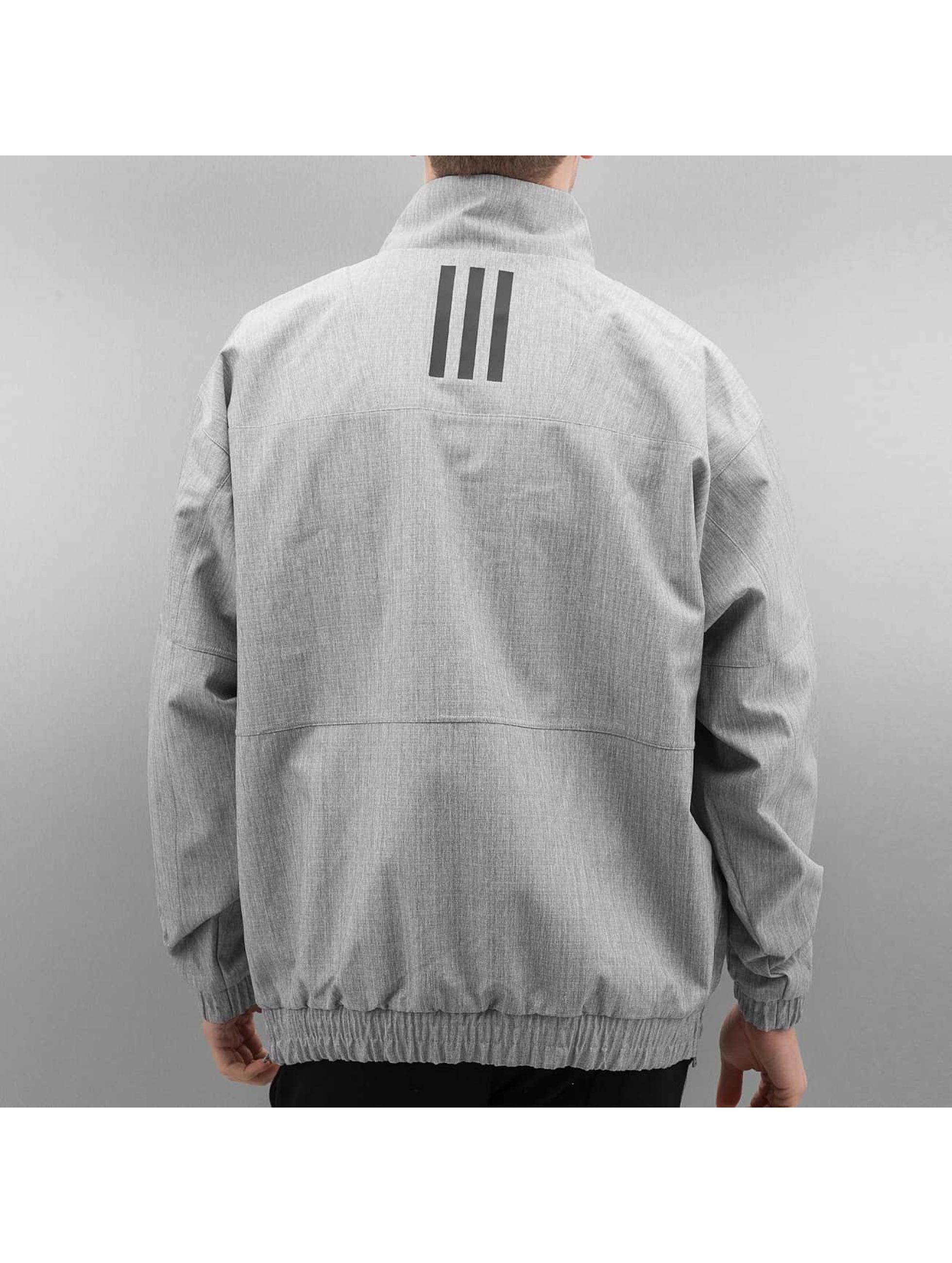 adidas Prechodné vetrovky Orinova šedá