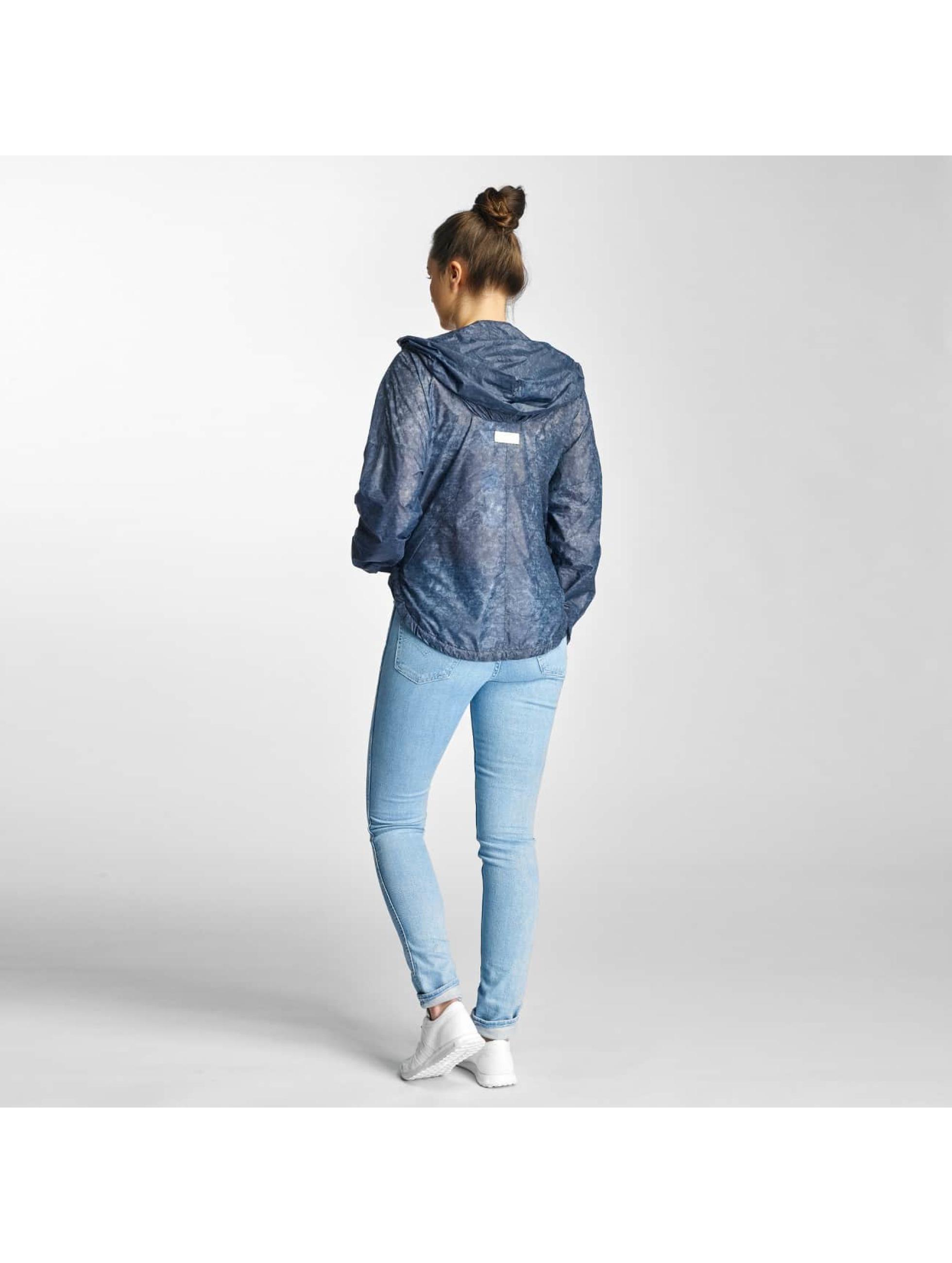 adidas Prechodné vetrovky Lina modrá