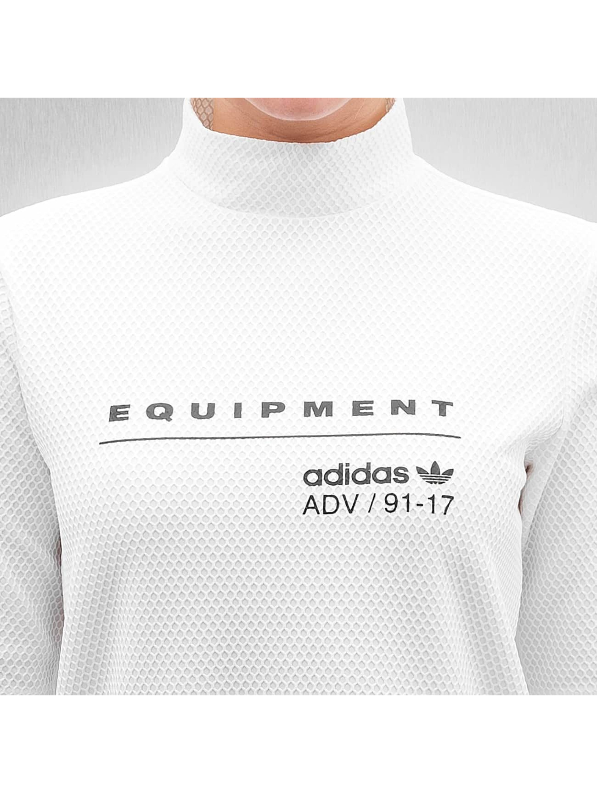 adidas Pulóvre Mesh Shortsleeve biela