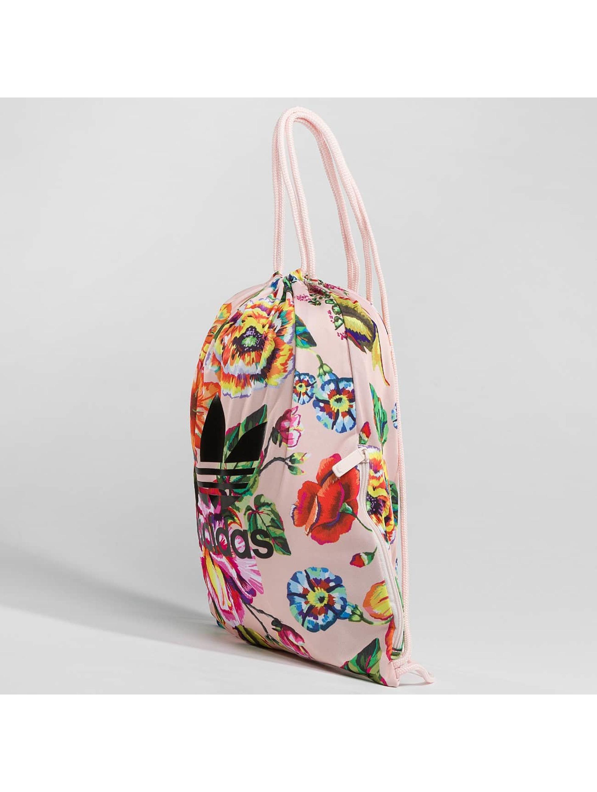 adidas Sac à cordons Floralita multicolore
