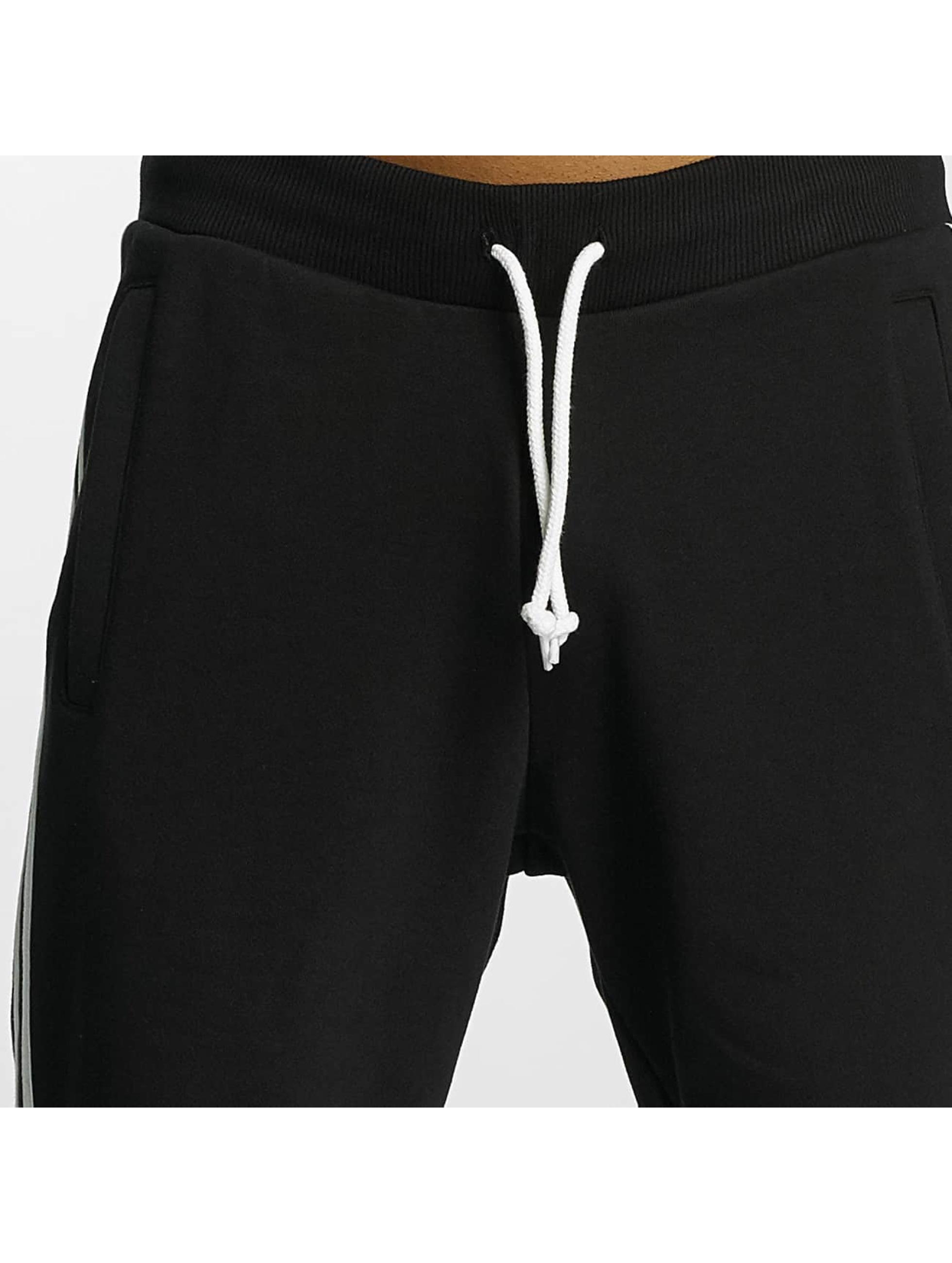 adidas Short 3 Striped black