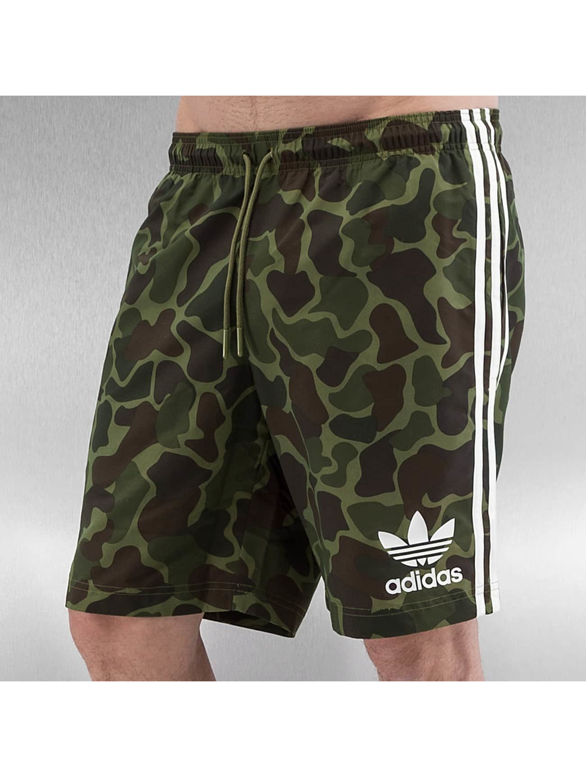 Shorts Camo in camouflage