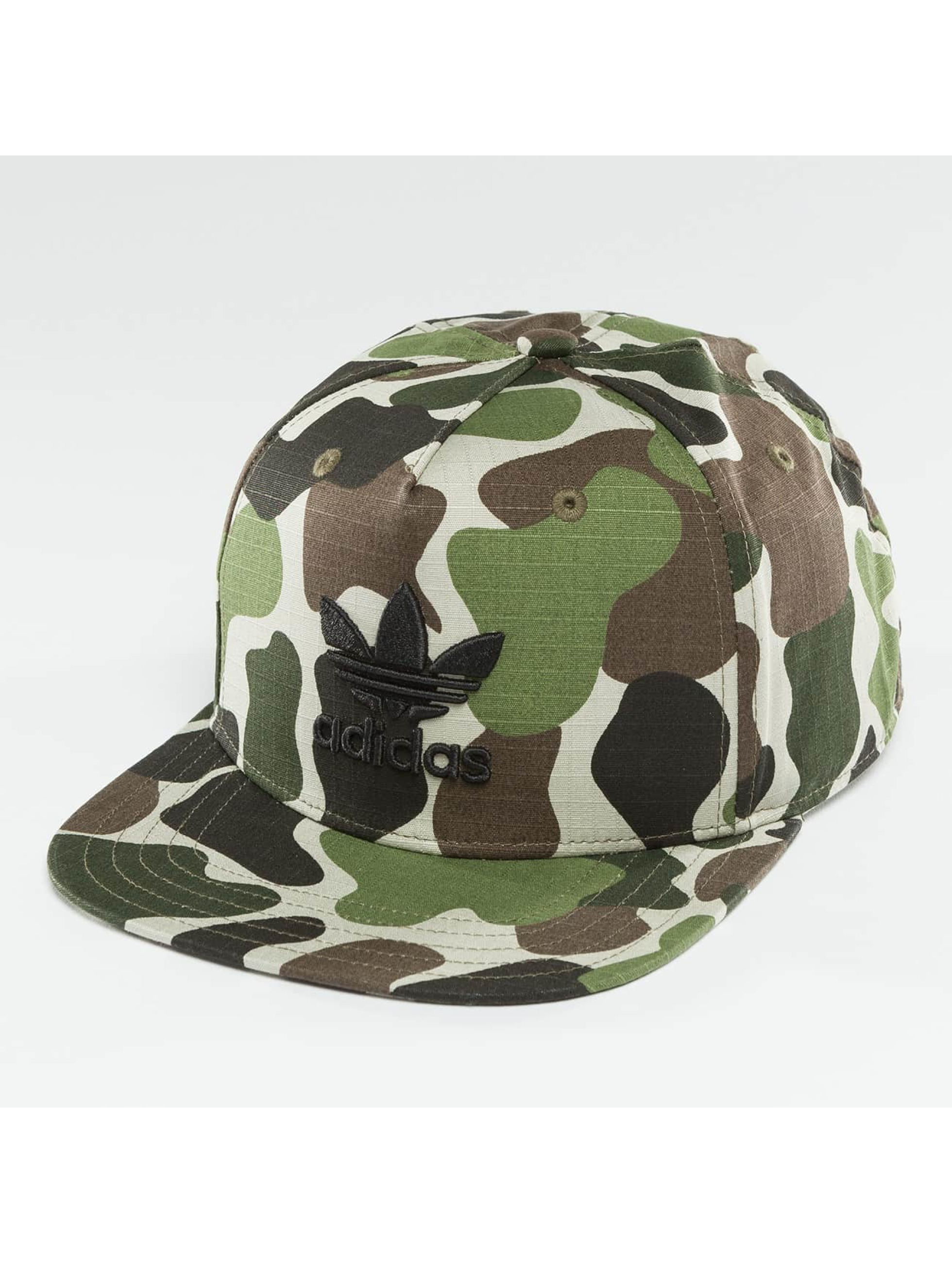 Snapback Cap Camo in camouflage