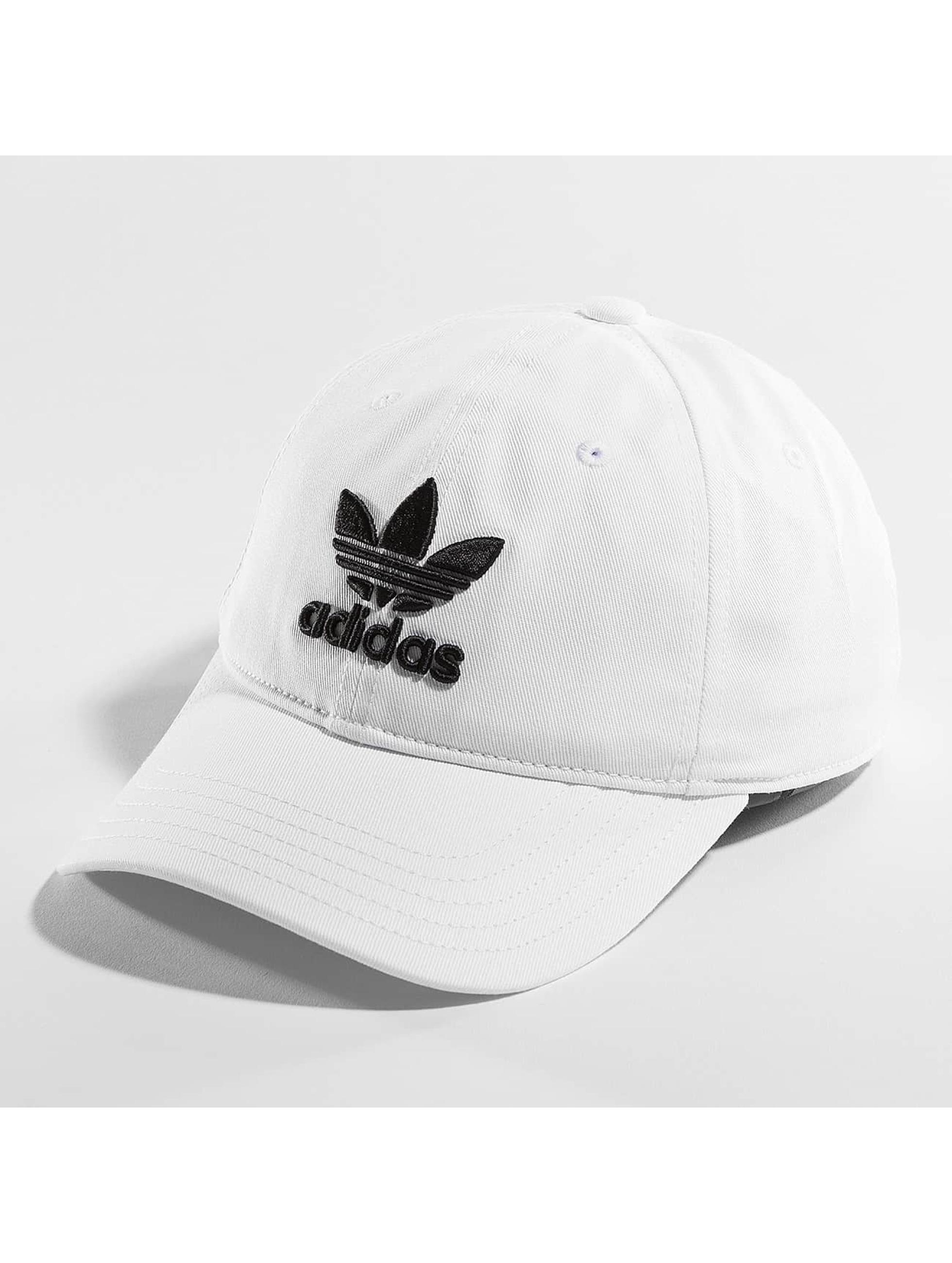 adidas Snapback Caps Trefoil hvit