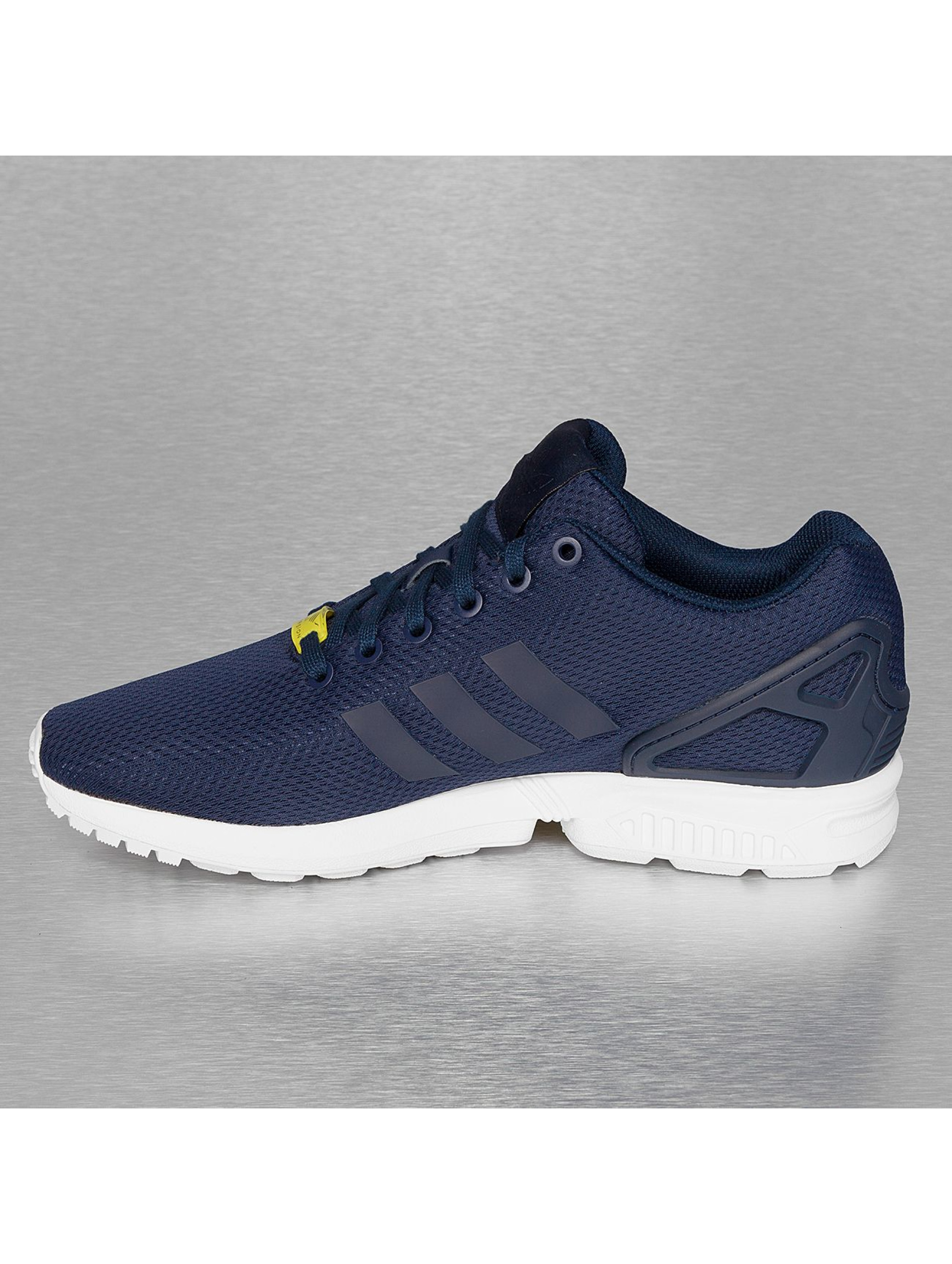 adidas sneaker zx flux in blau 128303. Black Bedroom Furniture Sets. Home Design Ideas