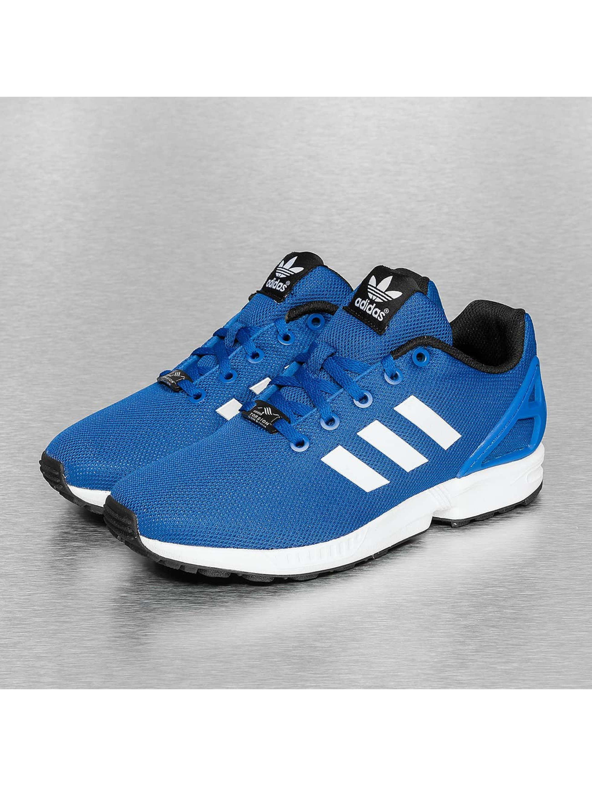 zx flux adidas blau. Black Bedroom Furniture Sets. Home Design Ideas