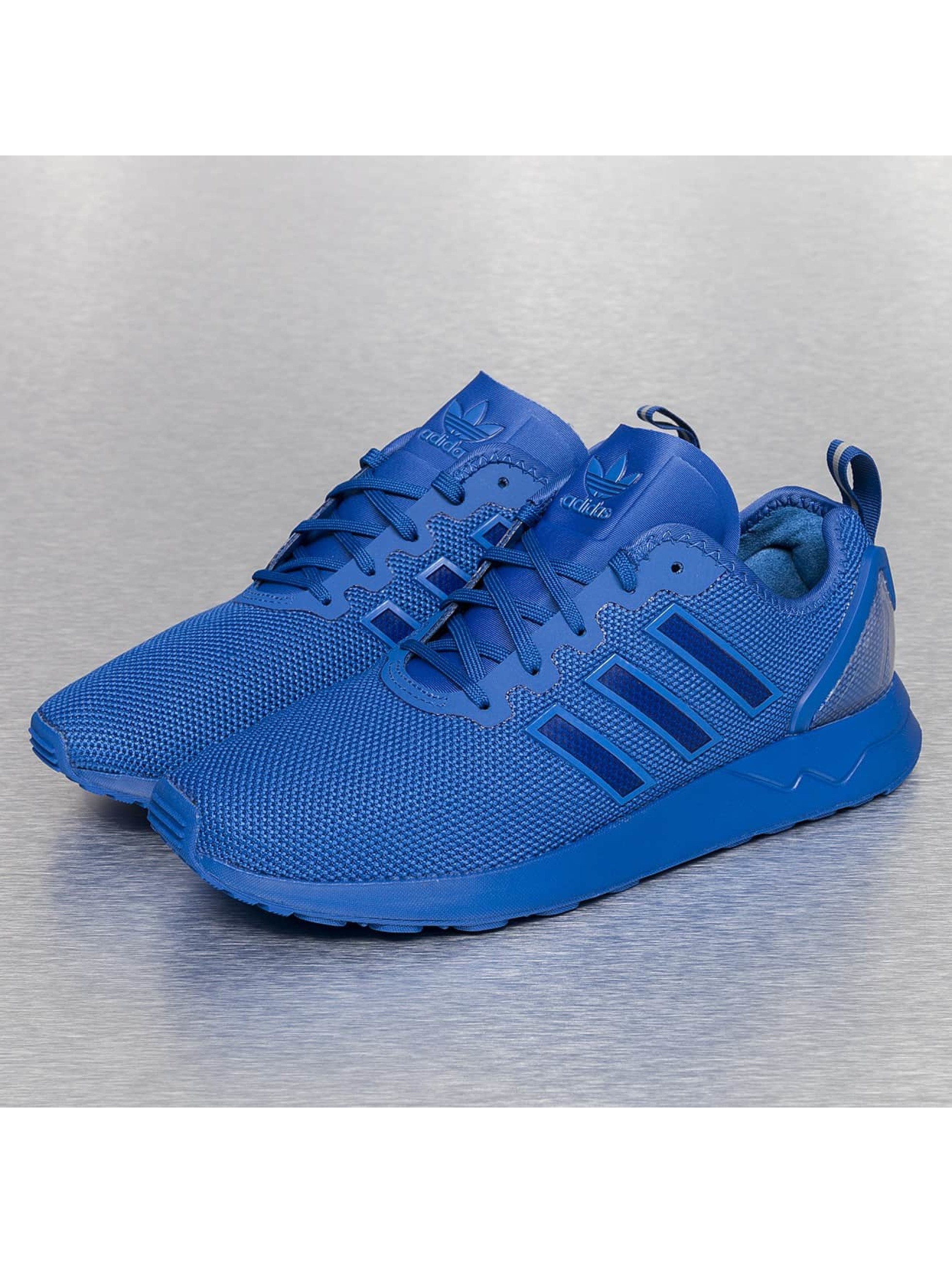 adidas zx flux komplett blau ibs. Black Bedroom Furniture Sets. Home Design Ideas