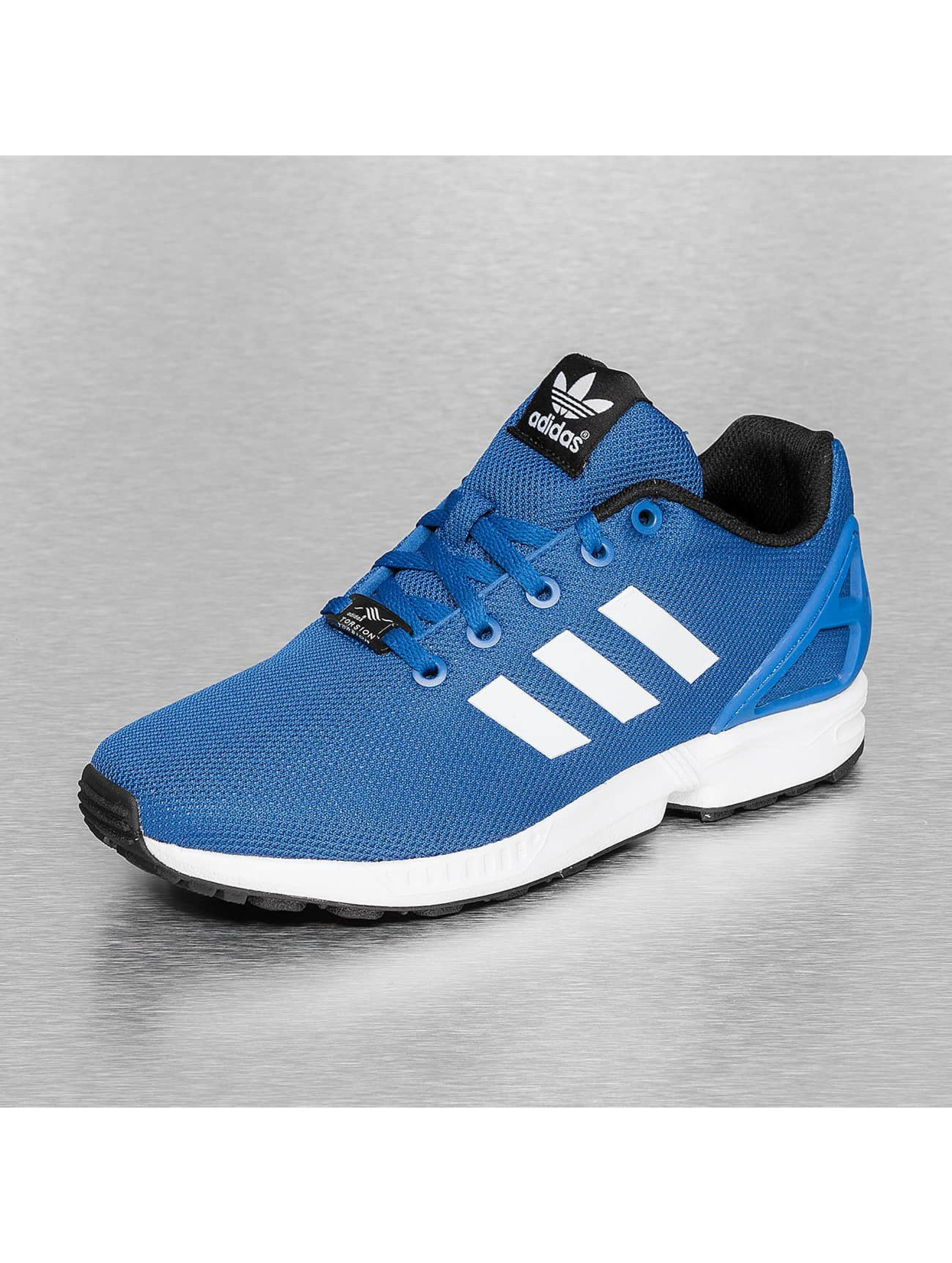 adidas blauw