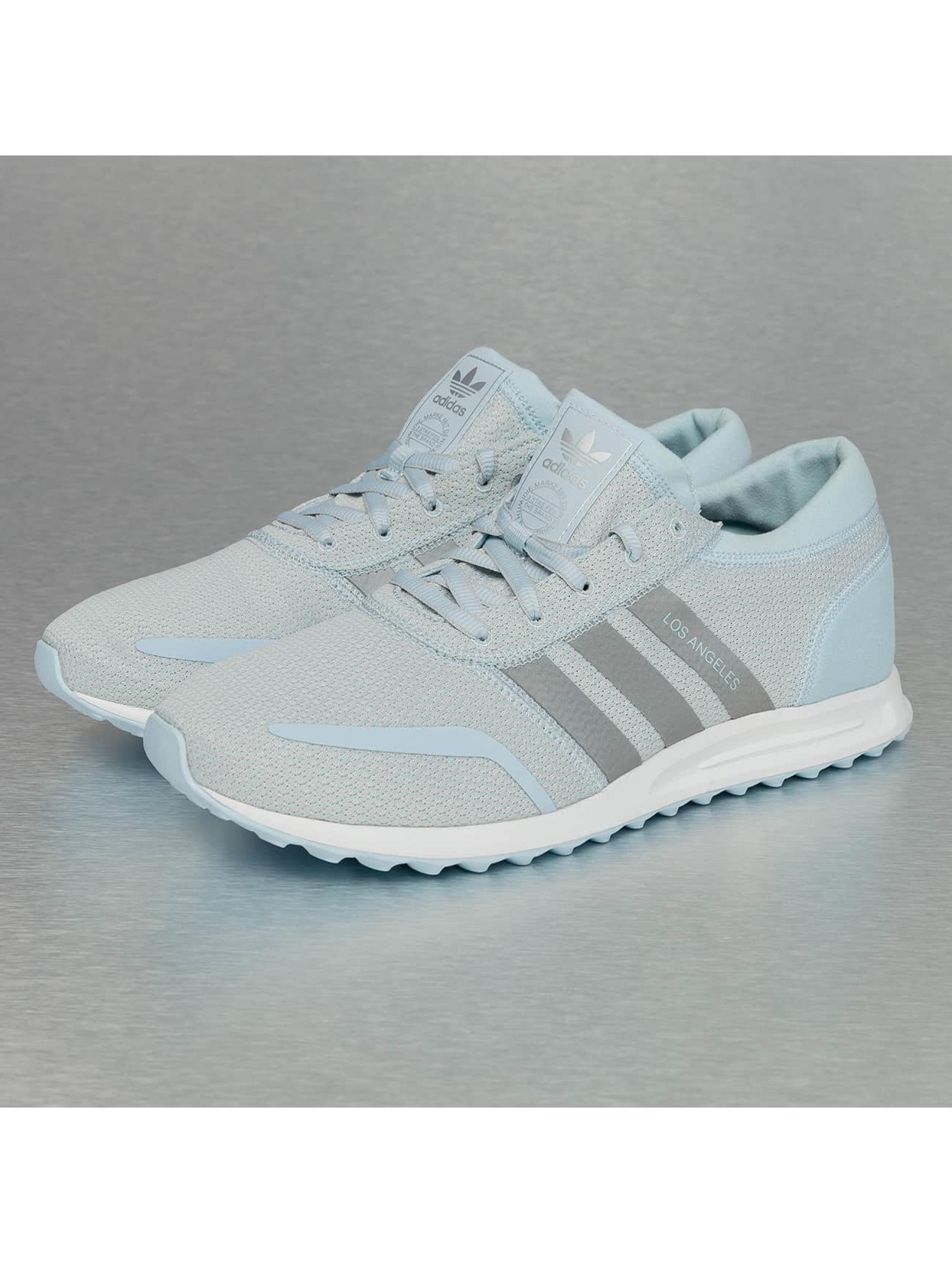 adidas sneaker Los Angeles blauw