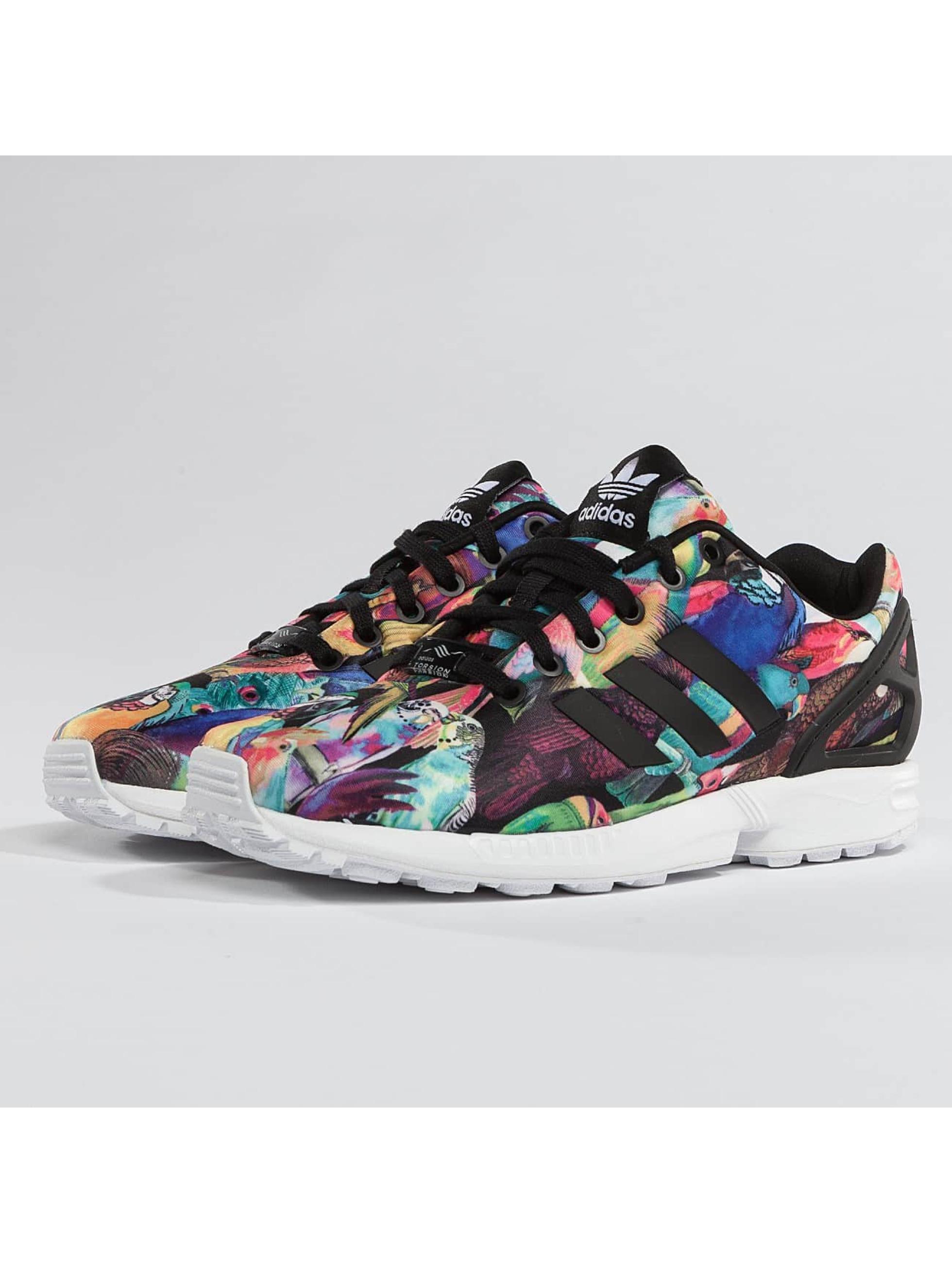 adidas schoen sneaker zx flux in bont 359748. Black Bedroom Furniture Sets. Home Design Ideas