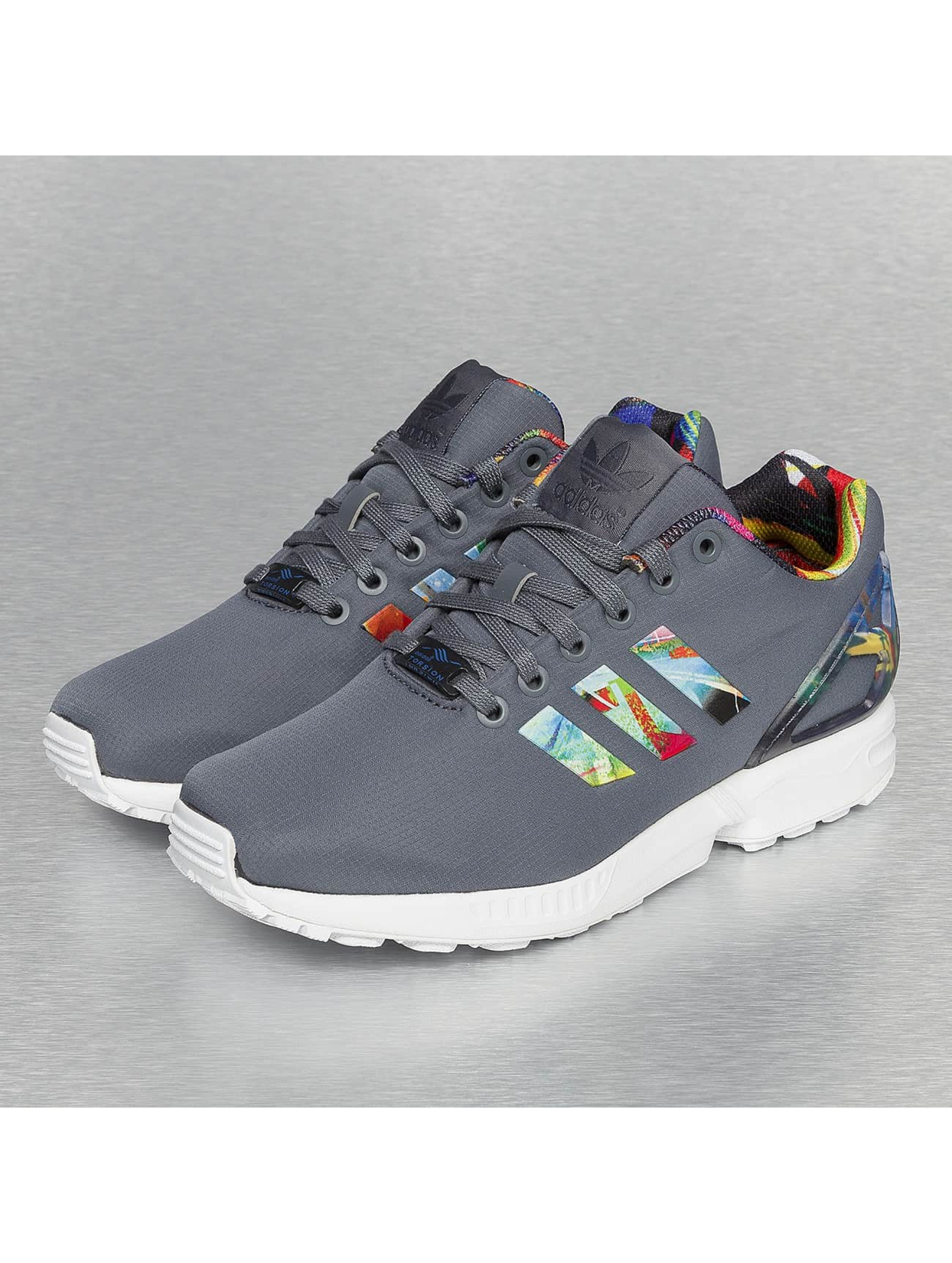 adidas zx flux bunt damen adidas sneaker zx 750 adidas. Black Bedroom Furniture Sets. Home Design Ideas