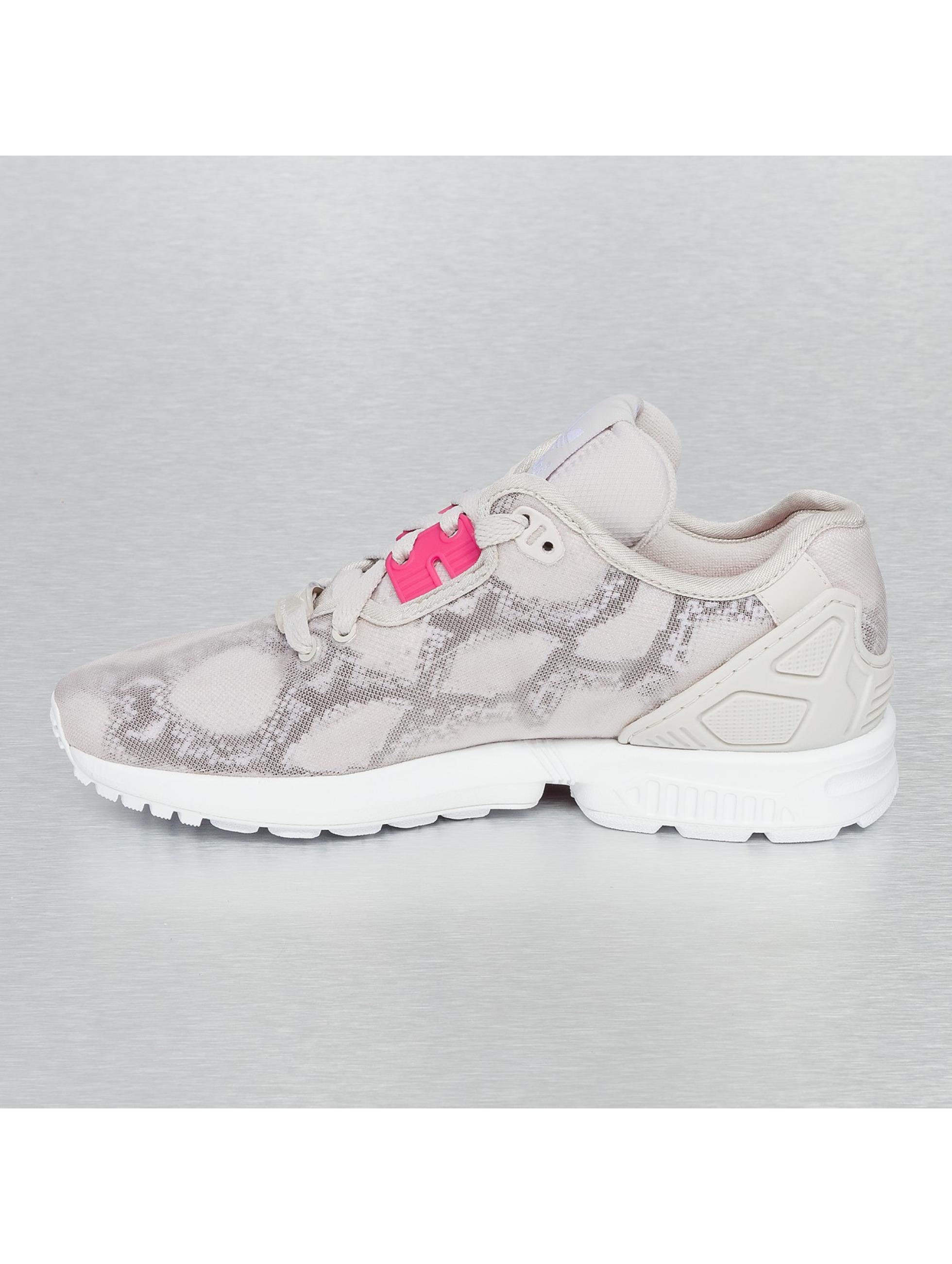 adidas zx flux dames grijs
