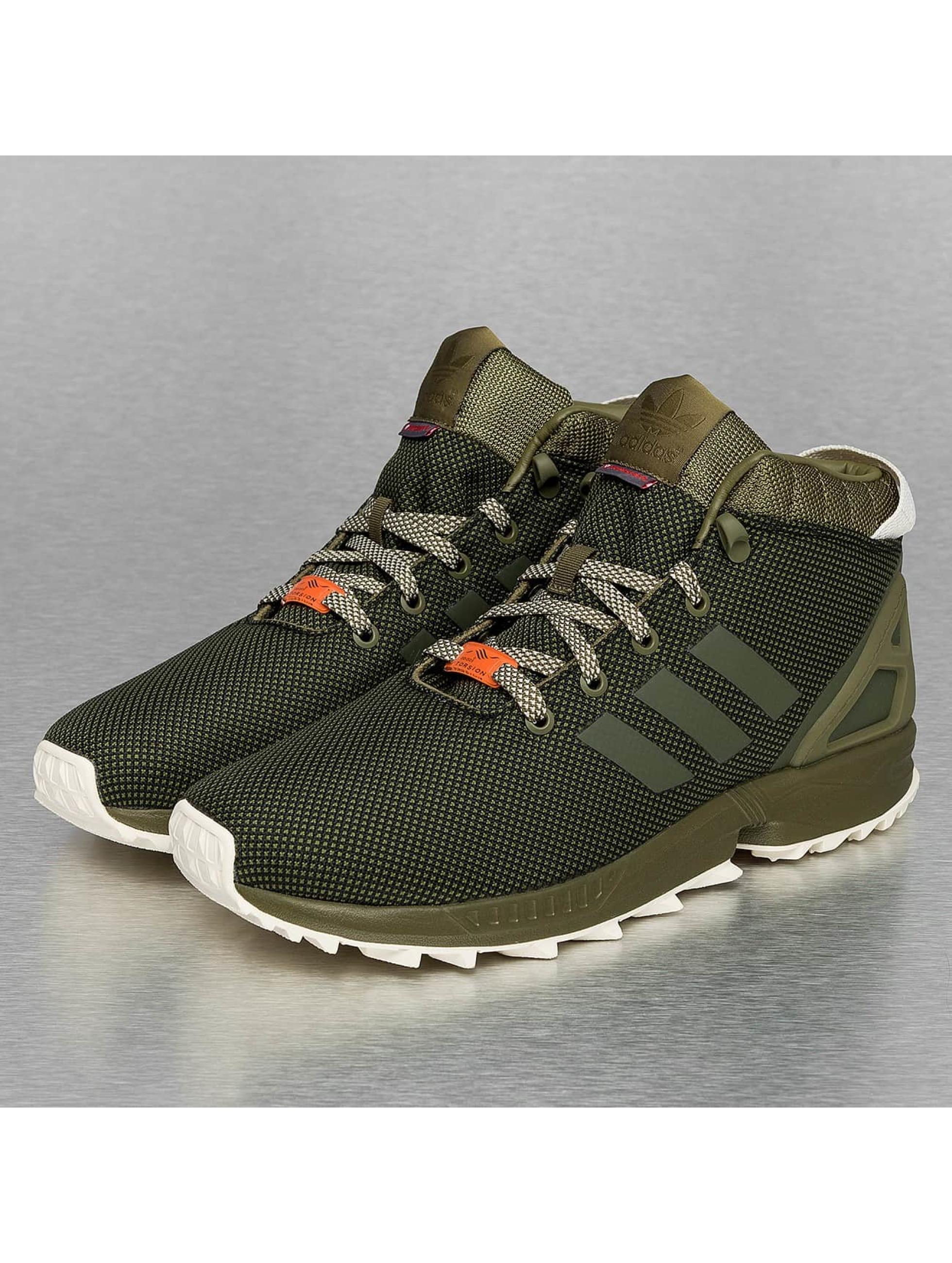 Sneaker ZX Flux 5/8 TR in olive