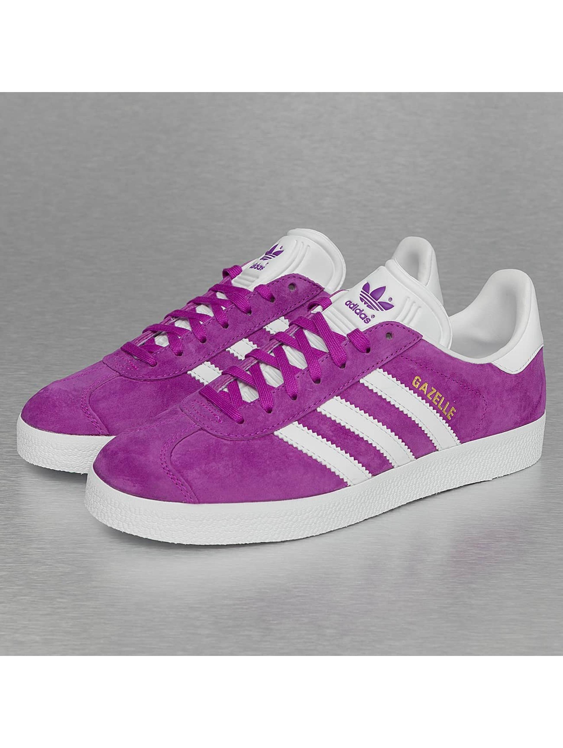 adidas schoen / sneaker Gazelle in paars